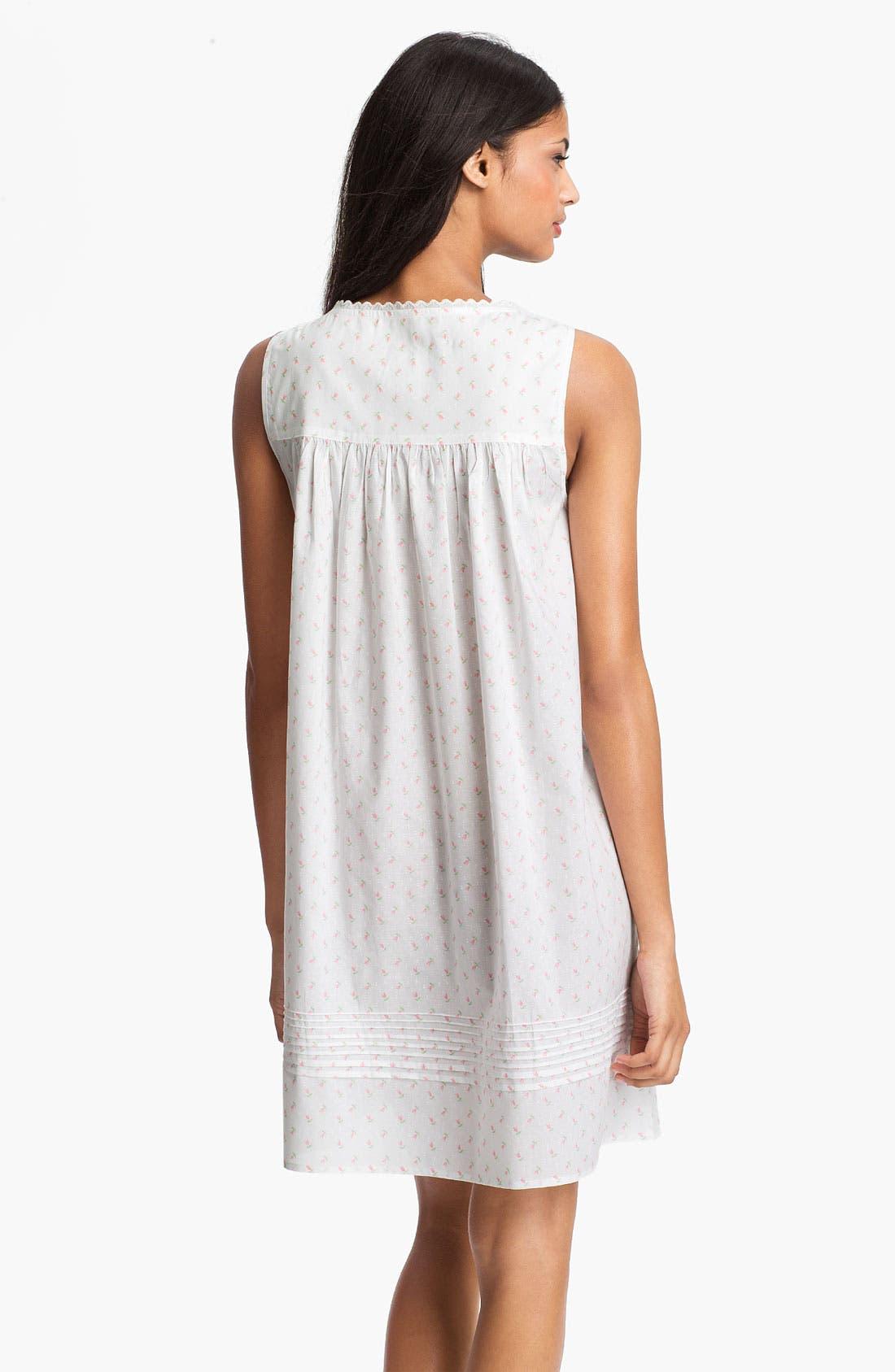 Alternate Image 2  - Eileen West 'Sweet Promise' Short Gown