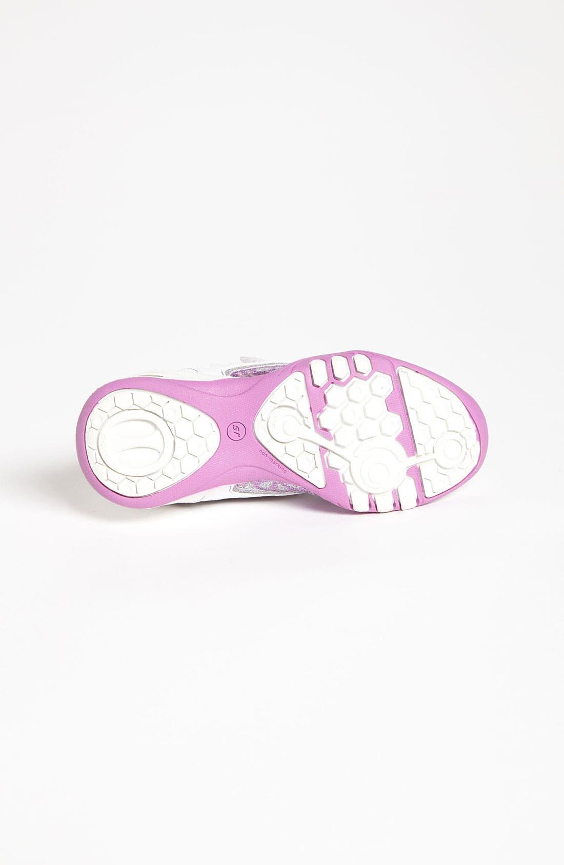 Alternate Image 4  - Stride Rite 'Mona' Sneaker (Toddler & Little Kid)
