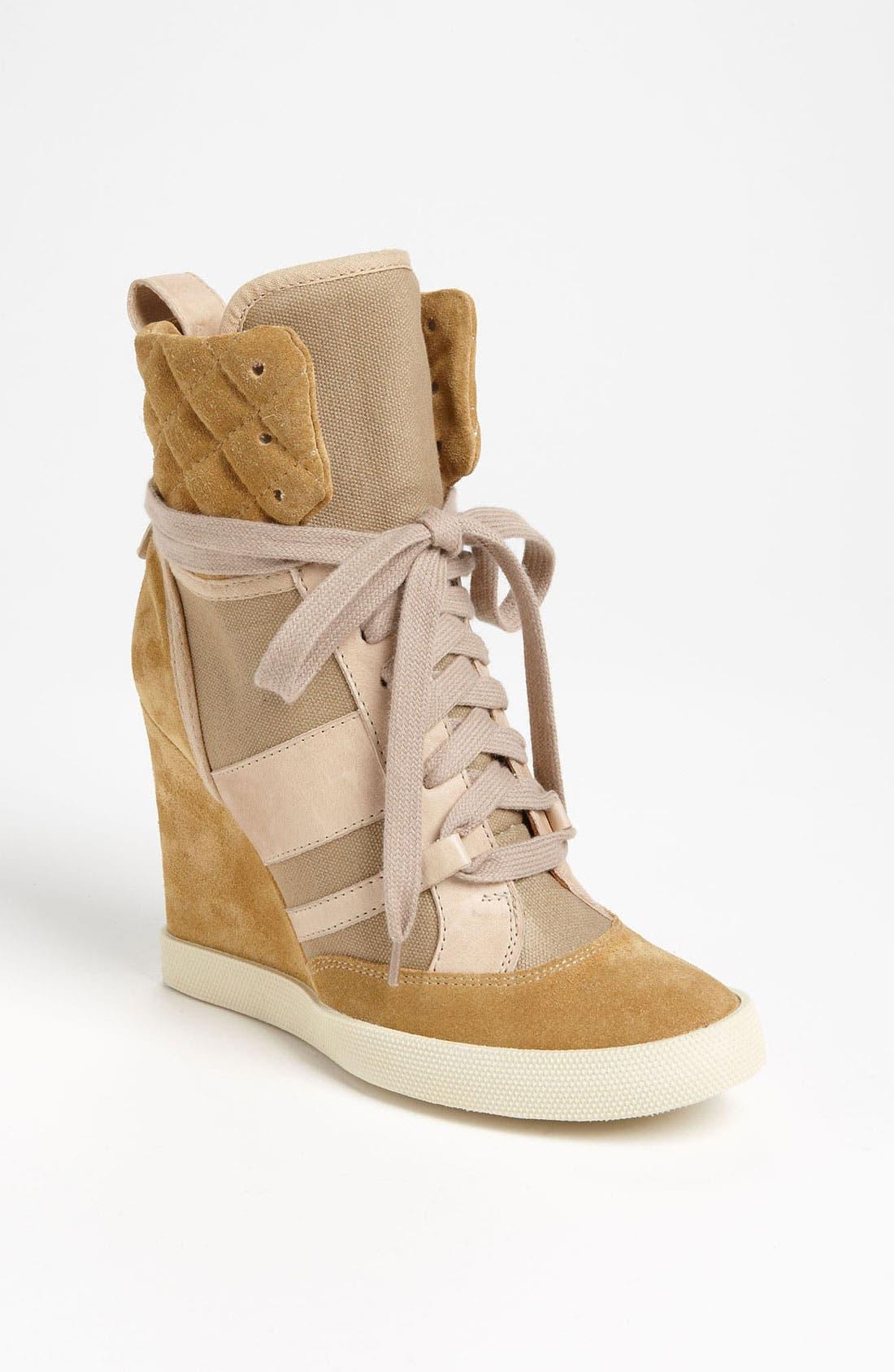 Main Image - Chloé Wedge Sneaker