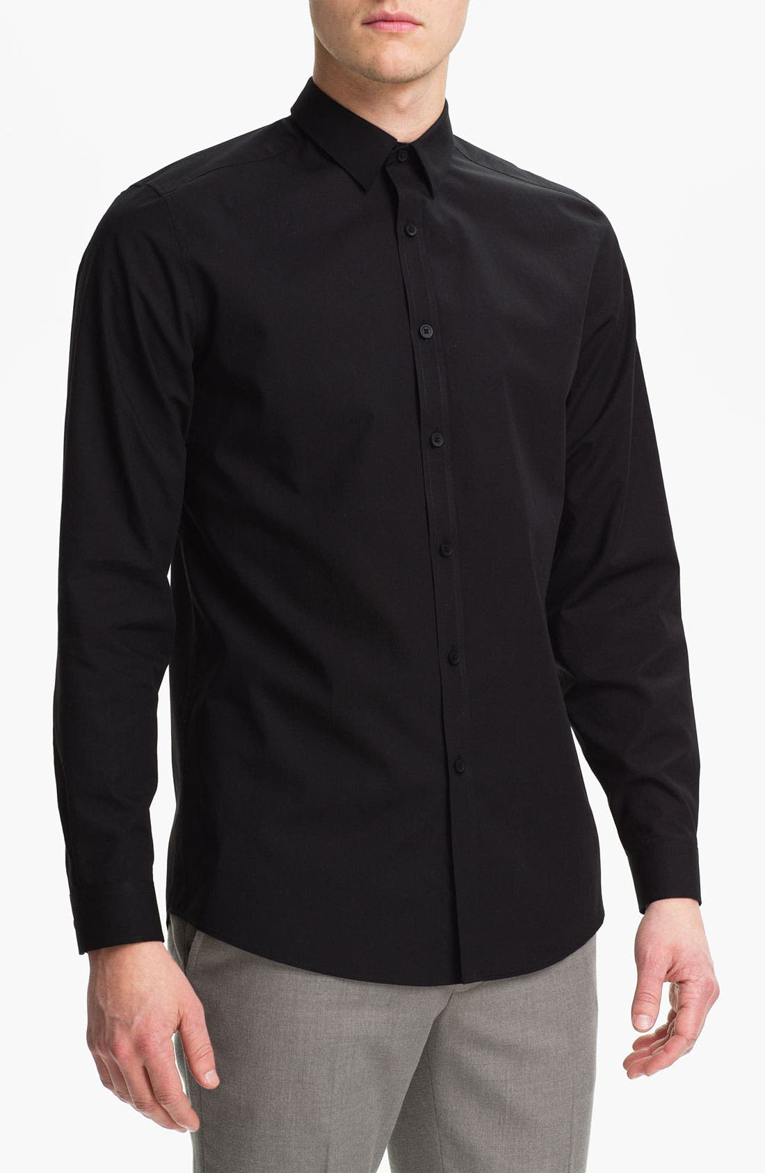 Alternate Image 1 Selected - Topman Dress Shirt