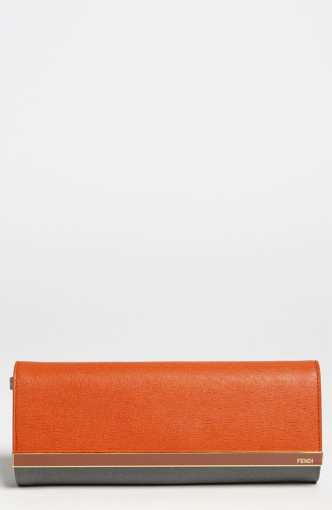 Alternate Image 1 Selected - Fendi 'Rush' Clutch