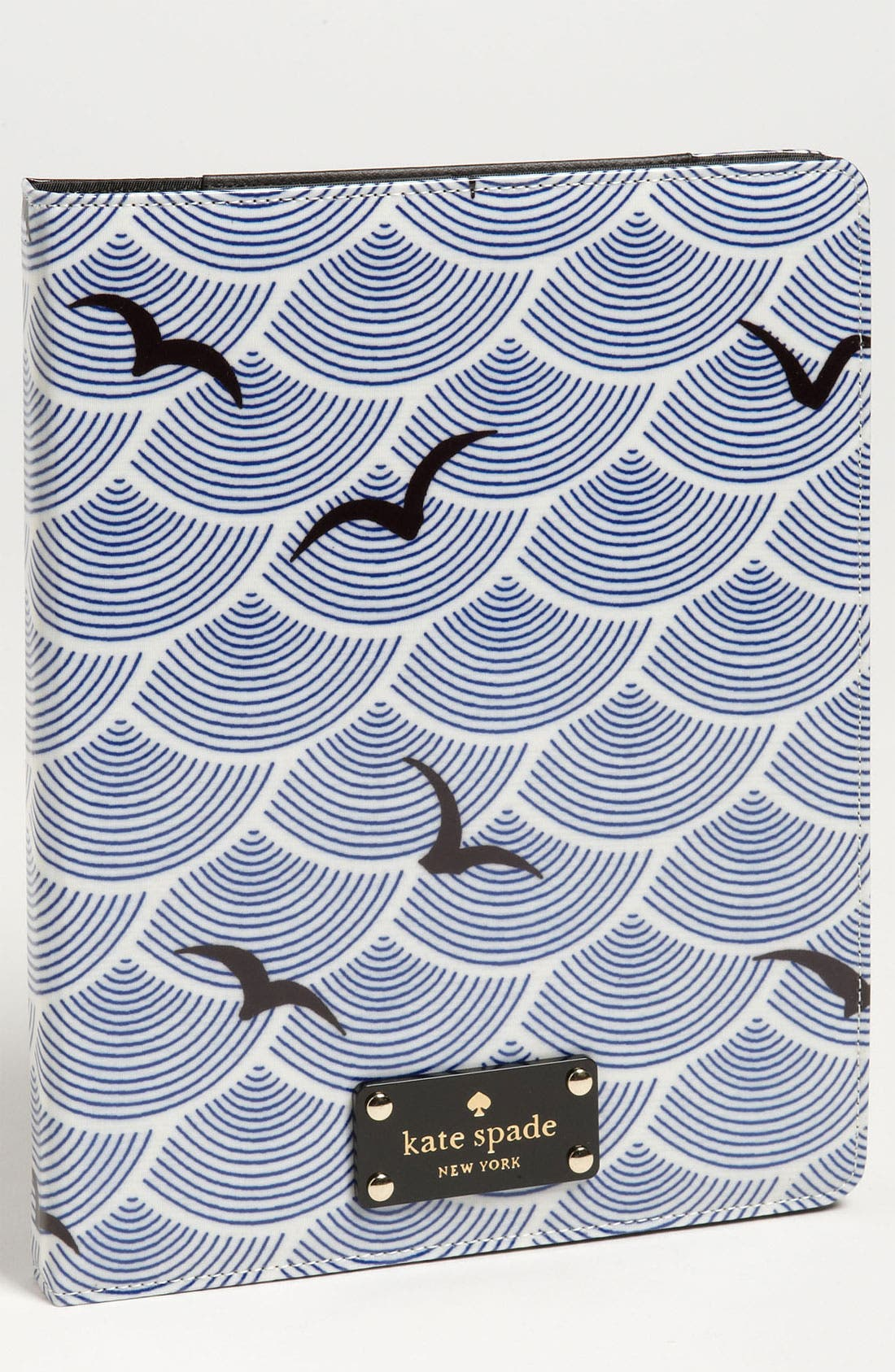 Main Image - kate spade new york 'birds over arches' iPad 2 & 3 folio