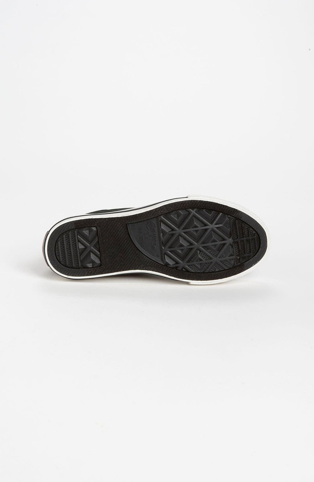 Alternate Image 4  - Converse Chuck Taylor® 'Street' Sneaker (Toddler, Little Kid & Big Kid)