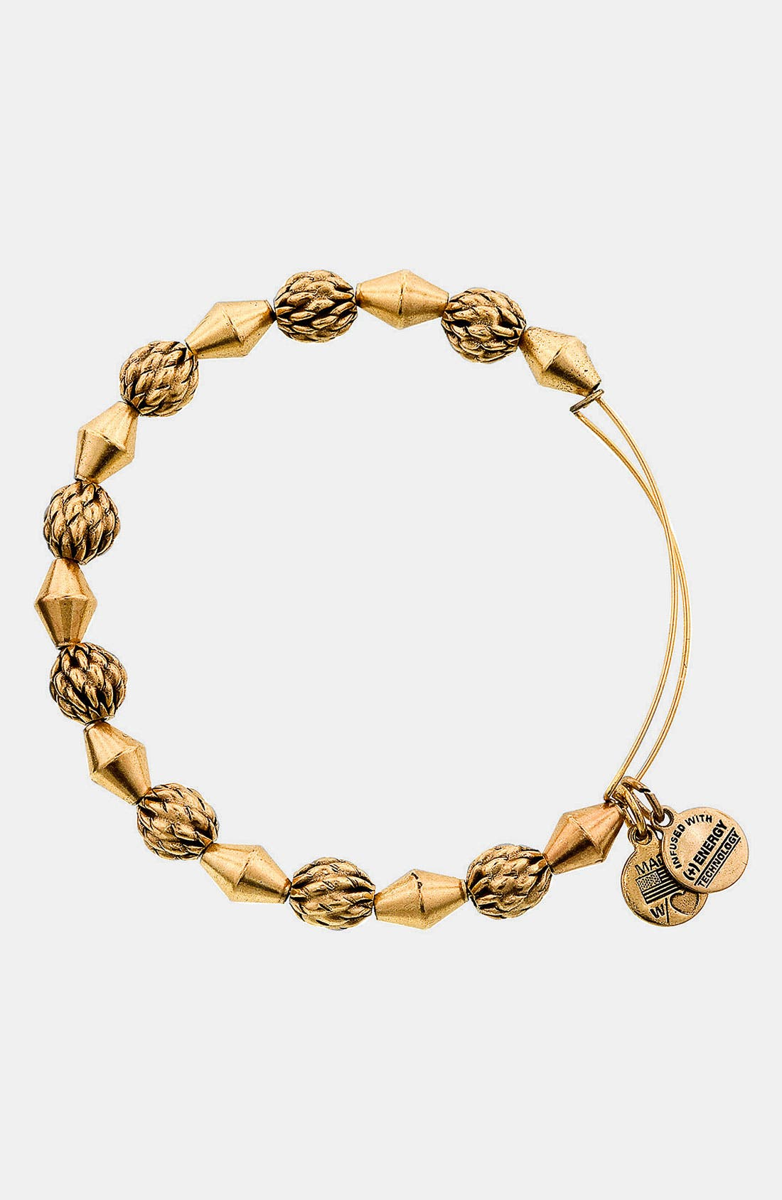 Main Image - Alex and Ani 'Sugar & Spice' Expandable Wire Bangle