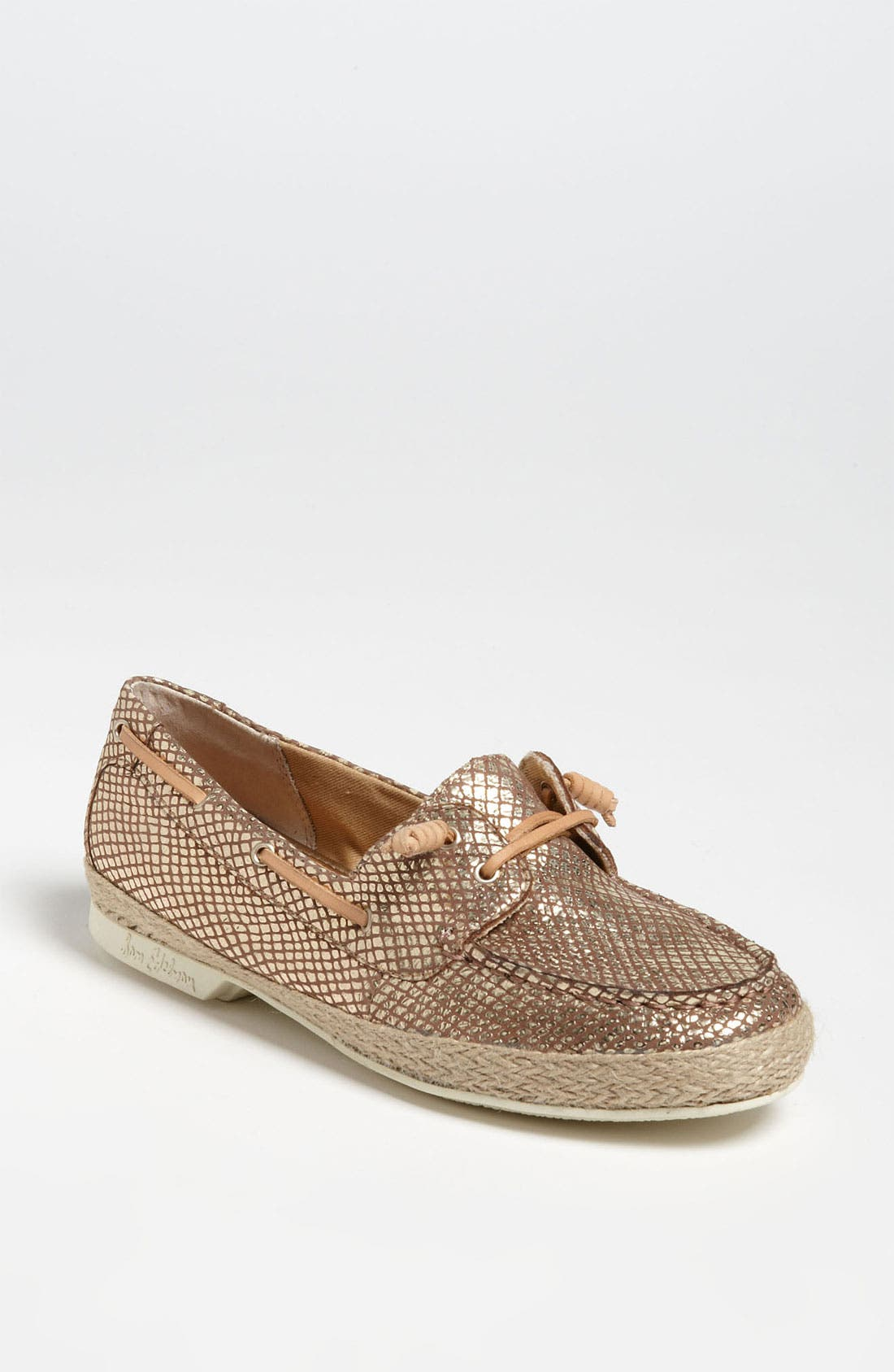 Alternate Image 1 Selected - Sam Edelman 'Sebastian' Boat Shoe
