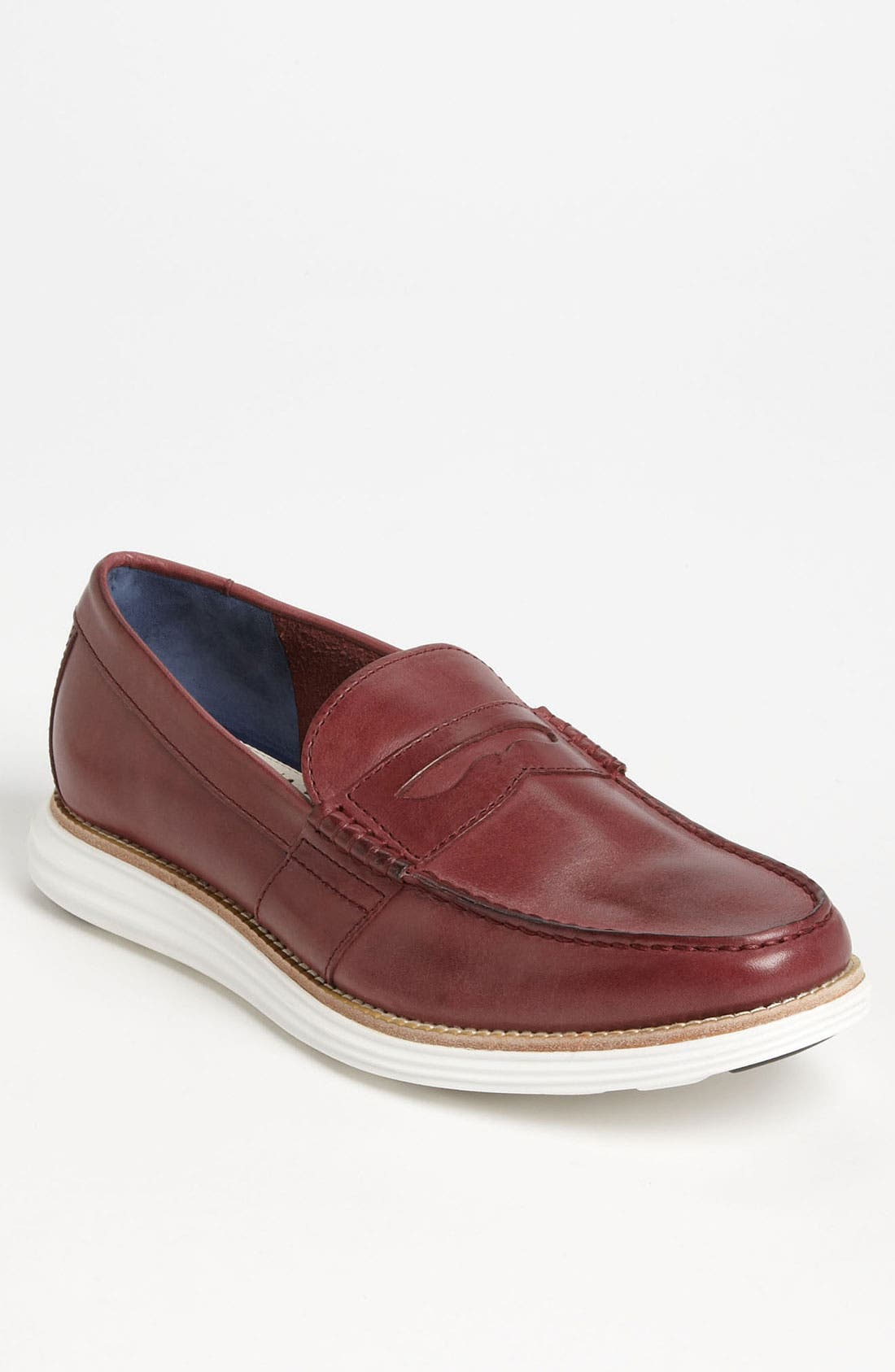 Main Image - Cole Haan 'LunarGrand' Penny Loafer (Online Only)