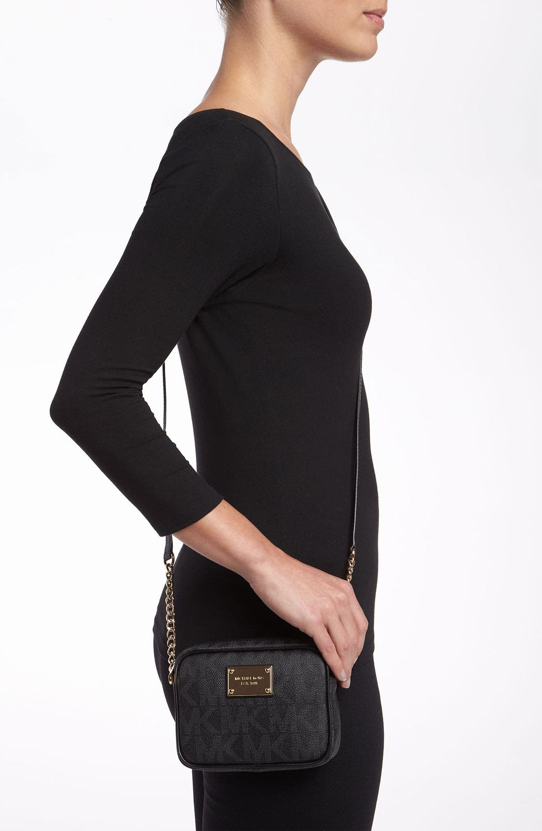 Alternate Image 2  - MICHAEL Michael Kors 'Small' Crossbody Bag