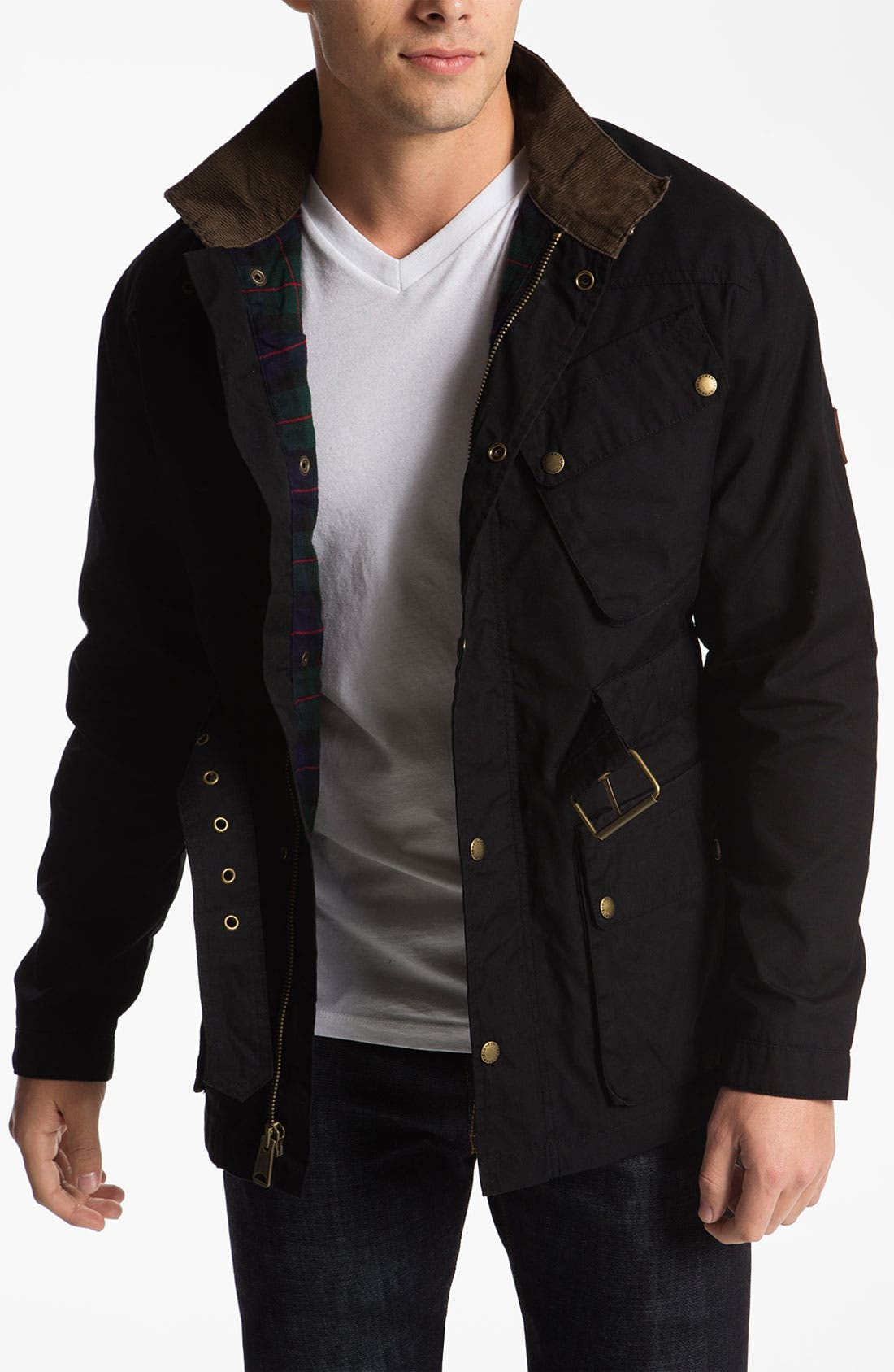Main Image - Penfield 'Walpole' Wax Coated Jacket