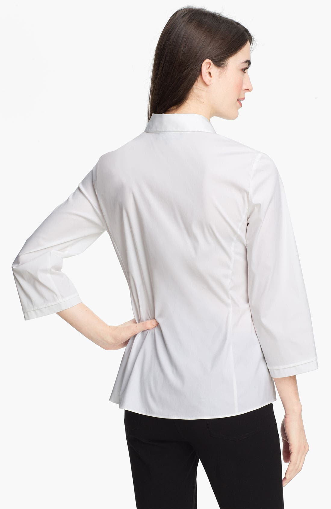 Alternate Image 2  - Lafayette 148 New York 'Leigh' Blouse