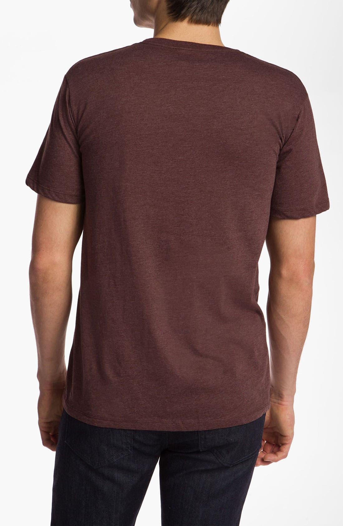 Alternate Image 2  - Headline Shirts 'Decaf' Graphic T-Shirt