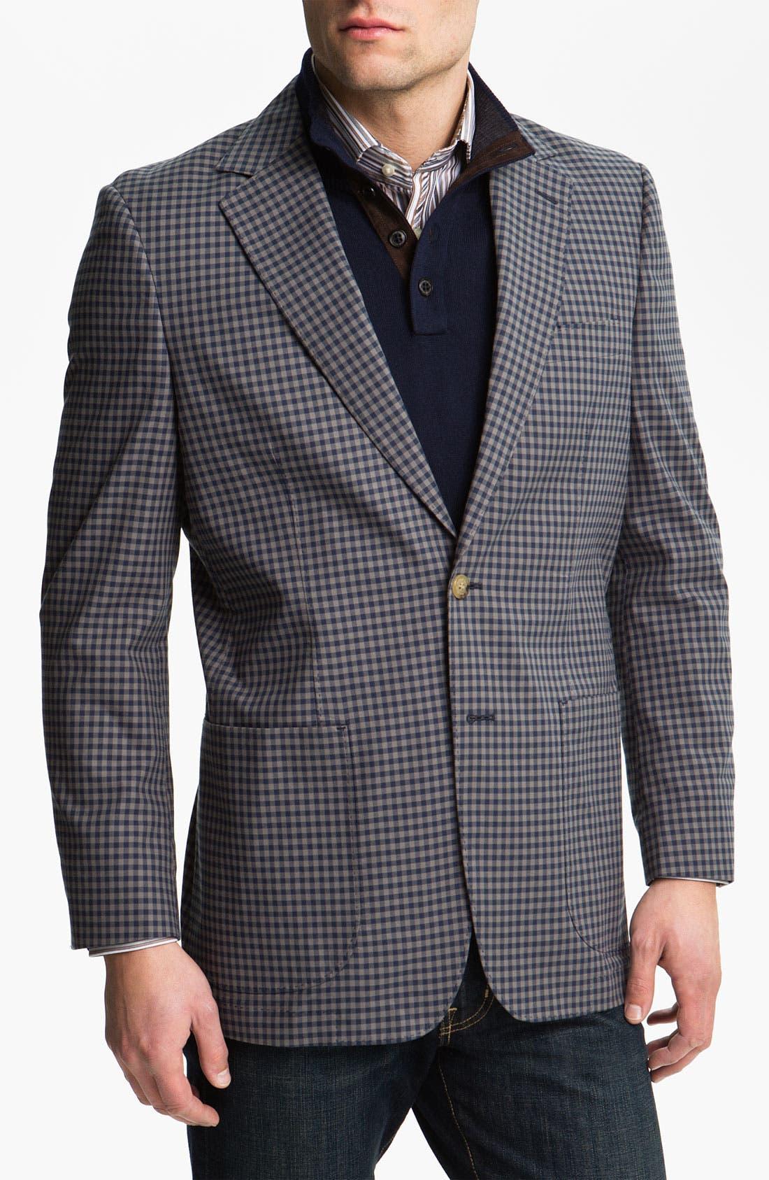Main Image - Thomas Dean Cotton Sportcoat