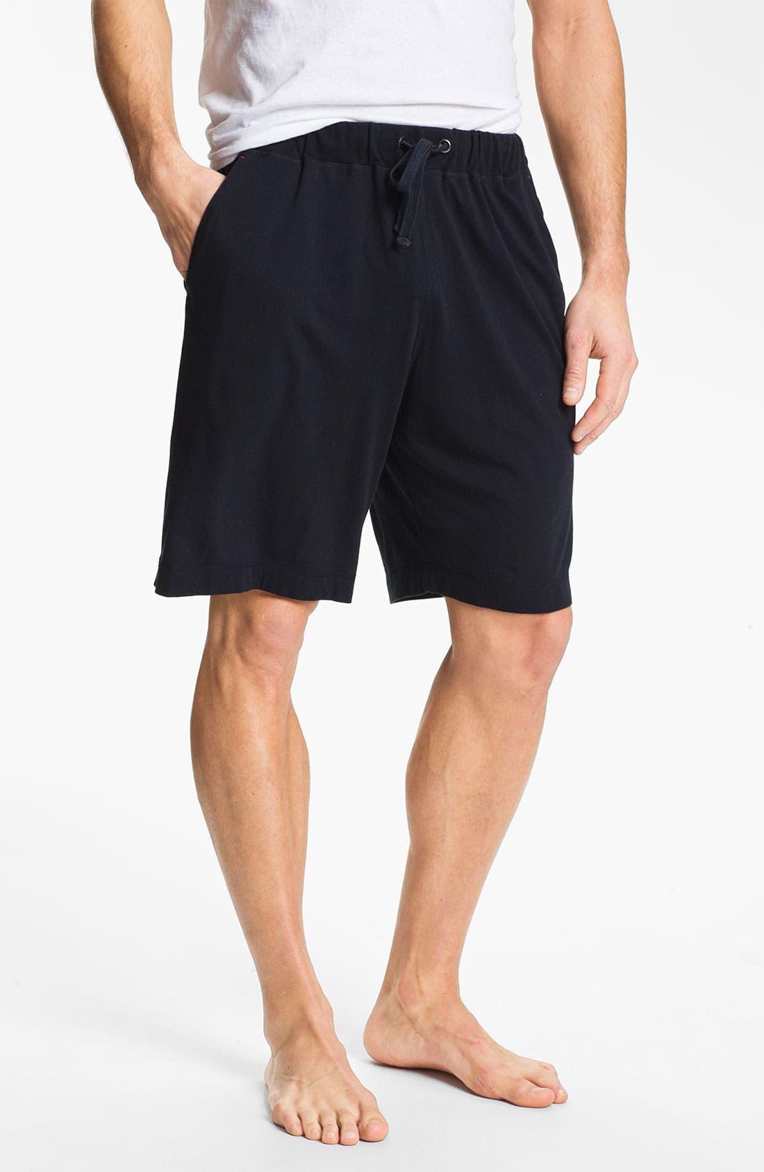 Main Image - Daniel Buchler Pima Cotton & Modal Shorts