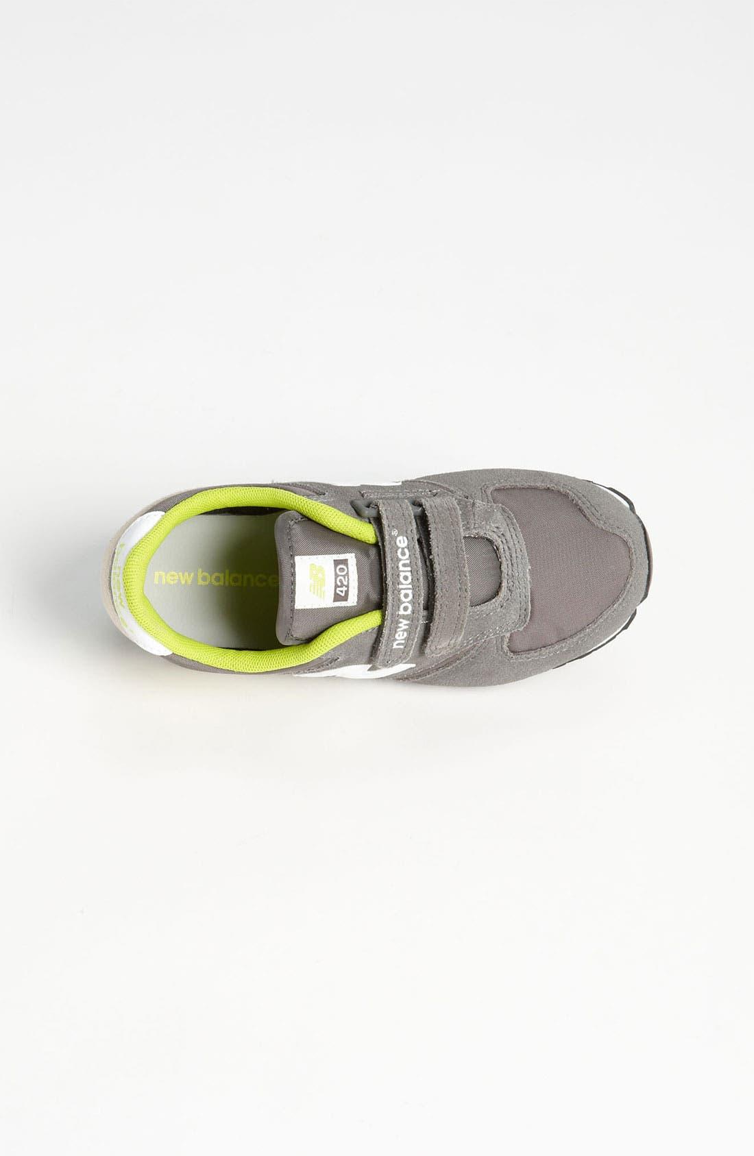 Alternate Image 3  - New Balance '420 Take Down' Sneaker (Toddler, Little Kid & Big Kid)