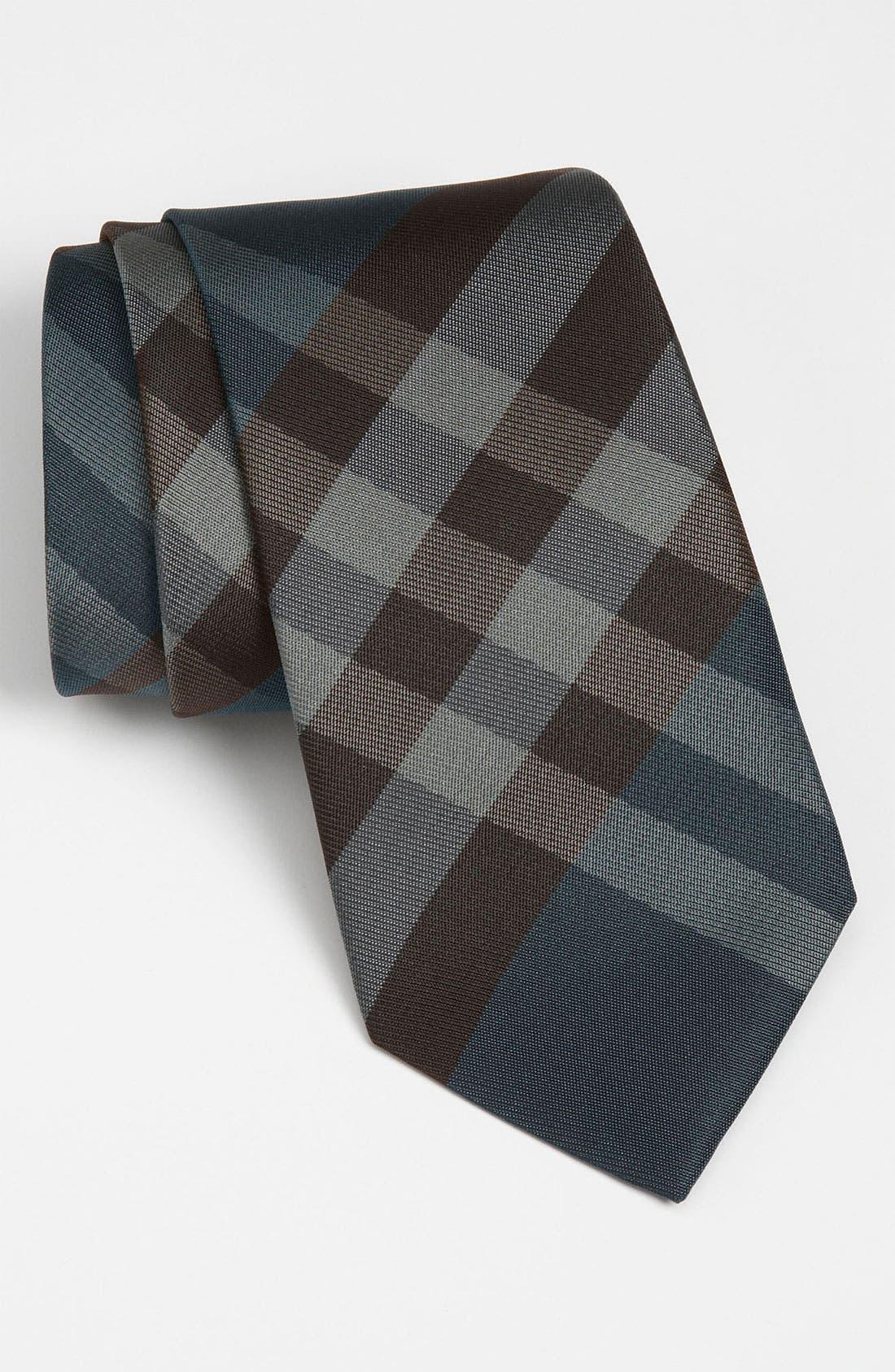 Main Image - Burberry London Woven Silk Tie