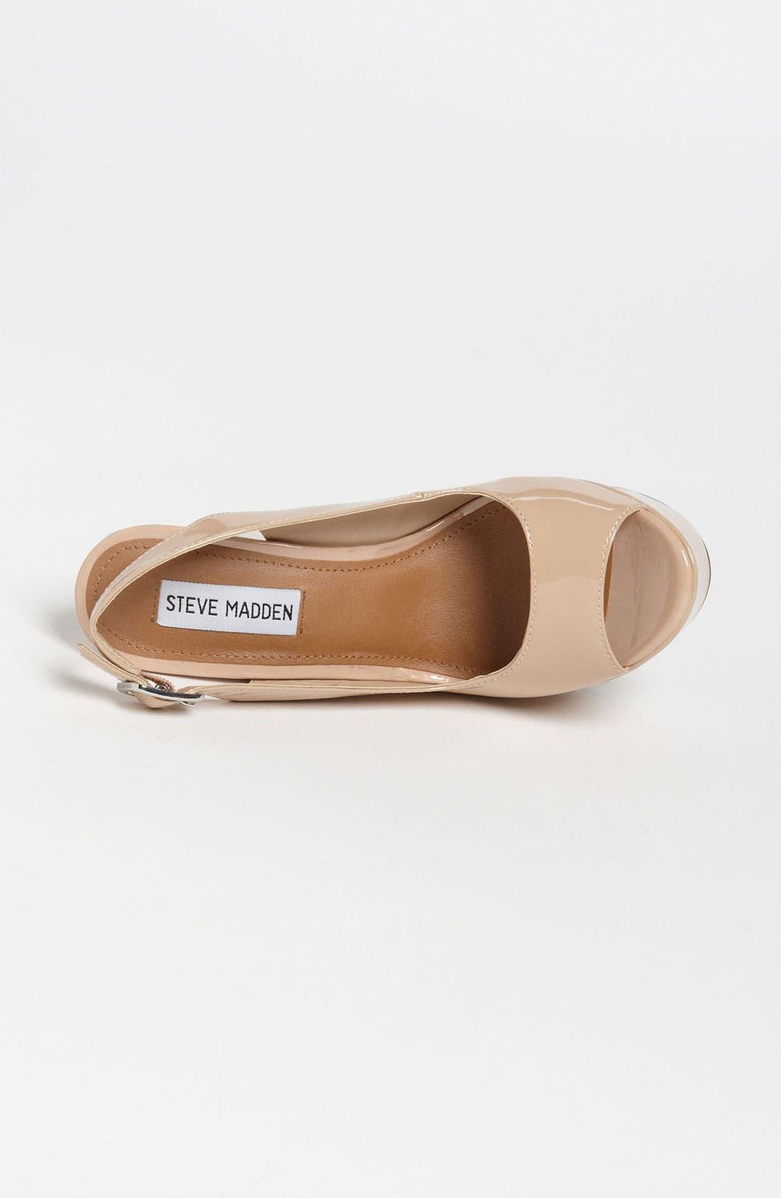 Alternate Image 3  - Steve Madden 'Comotion' Wedge Sandal