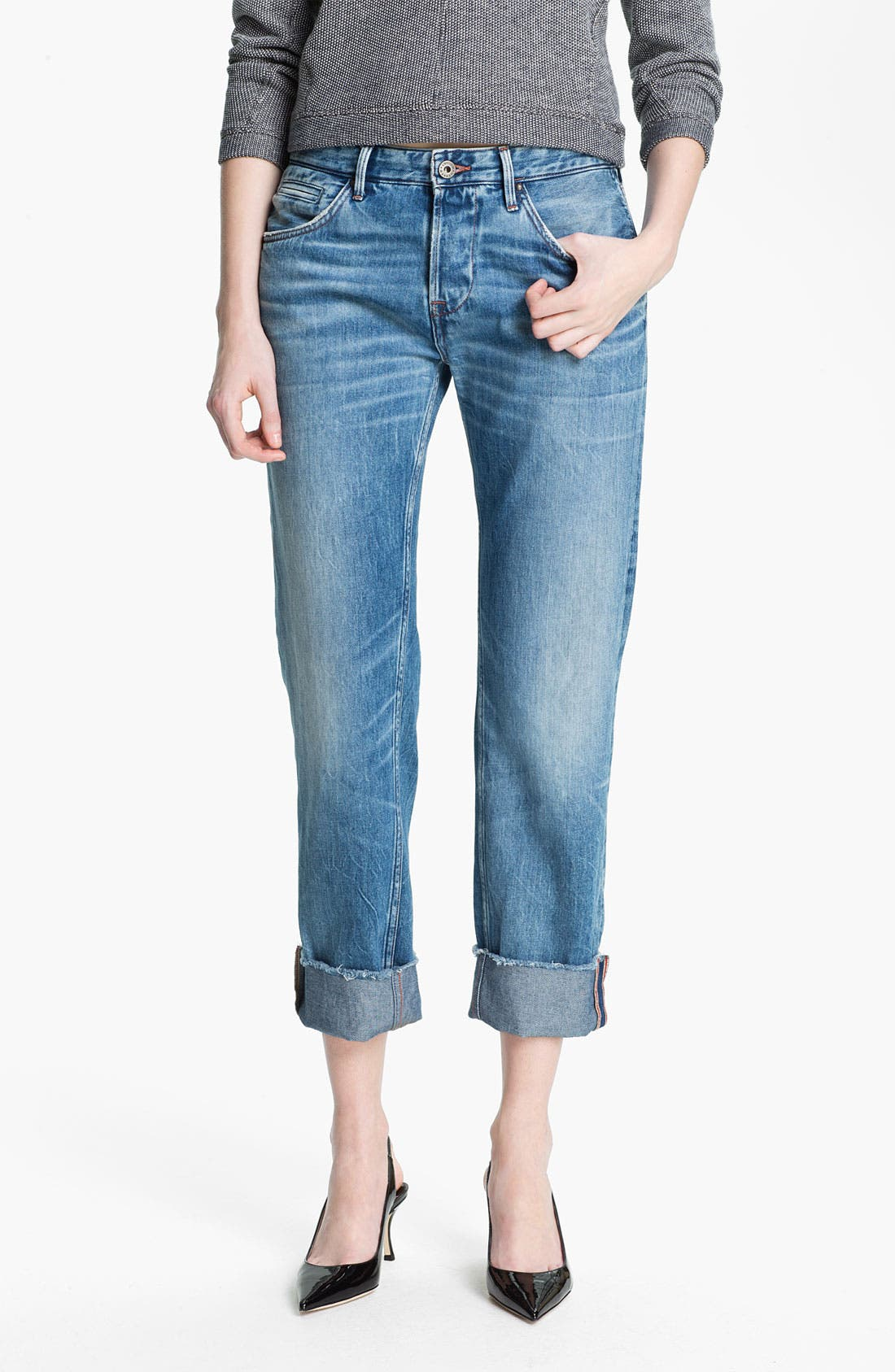 Alternate Image 1 Selected - Twenty8Twelve 'Jonny' Boyfriend Jeans