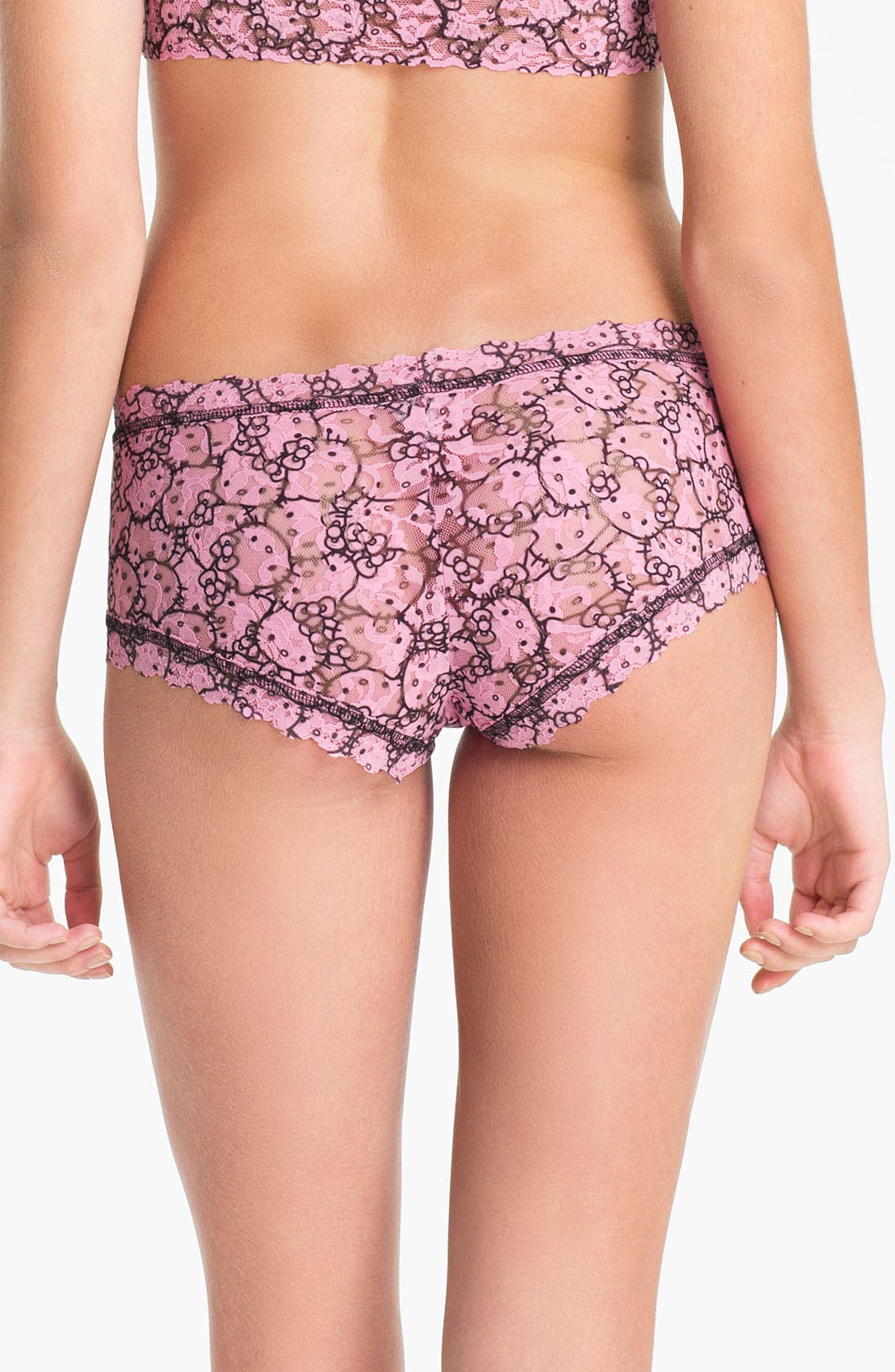 Alternate Image 2  - Hanky Panky 'Hello Kitty®' Boyshorts