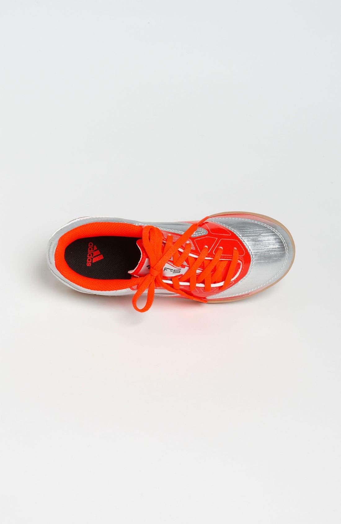 Alternate Image 3  - adidas 'F10' Soccer Sneaker (Toddler, Little Kid & Big Kid)
