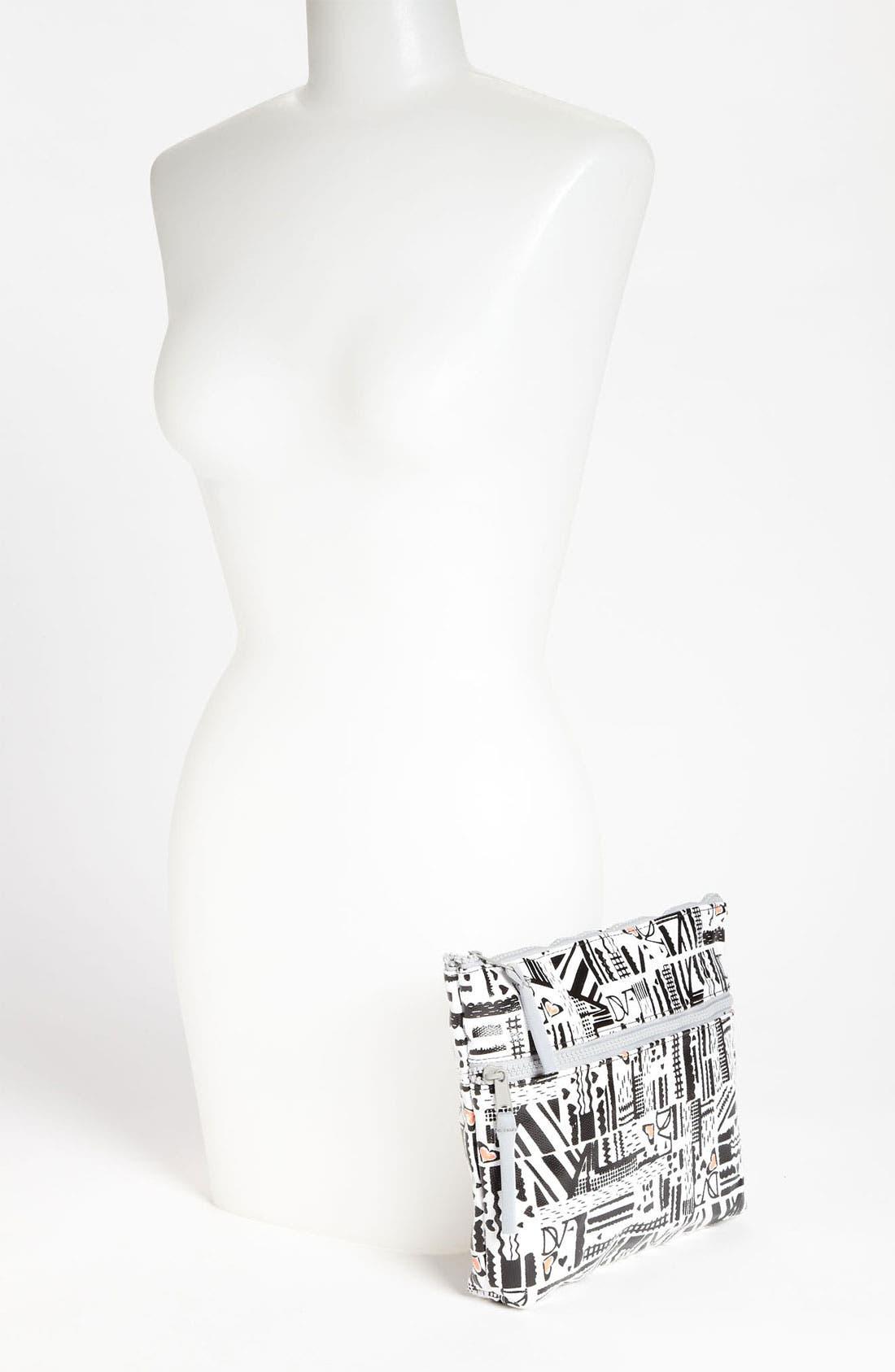 Alternate Image 2  - Roxy 'DVF Loves Roxy' Bikini Bag