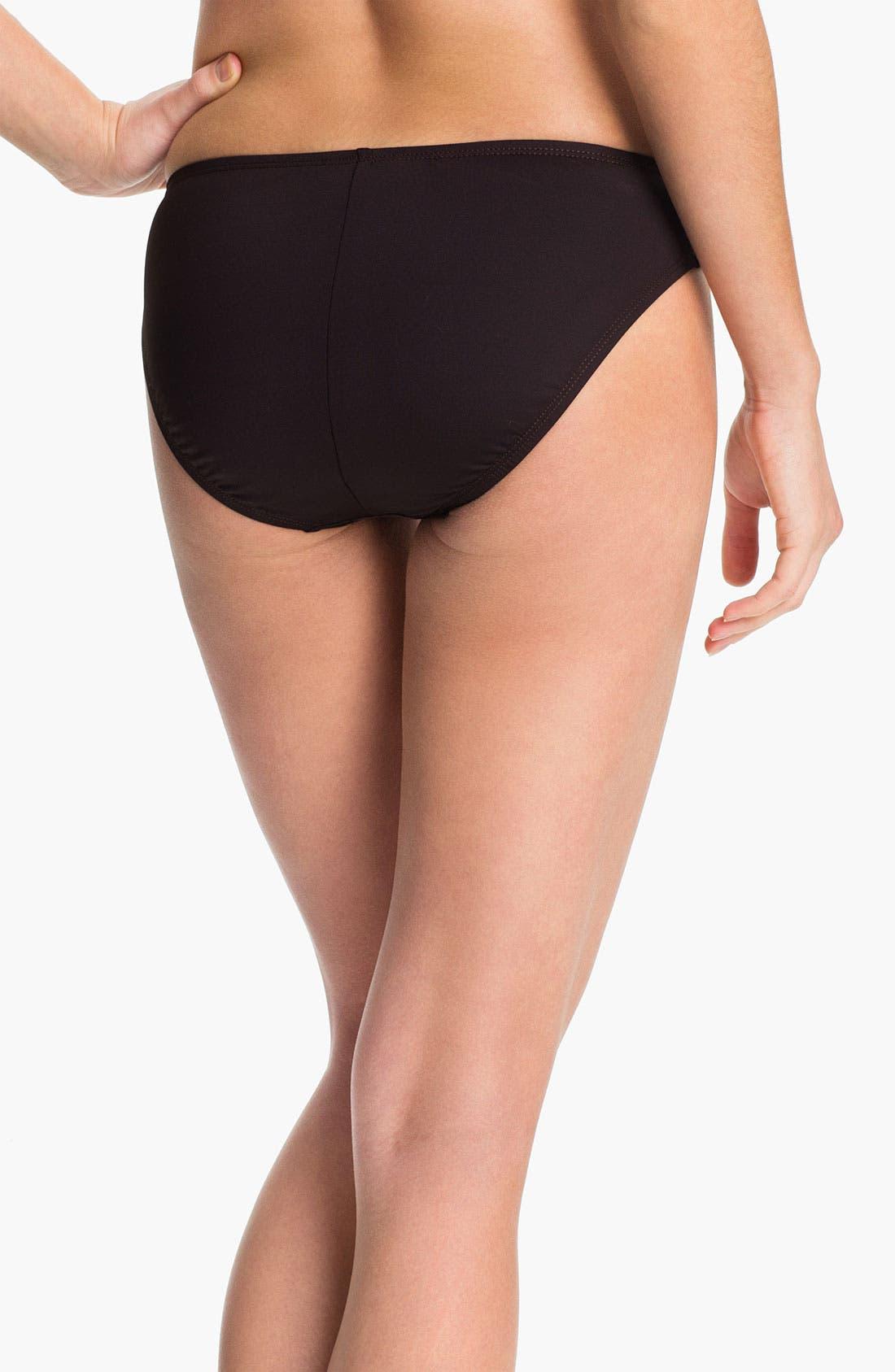 Alternate Image 2  - La Blanca 'Samba' Hipster Bikini Bottoms