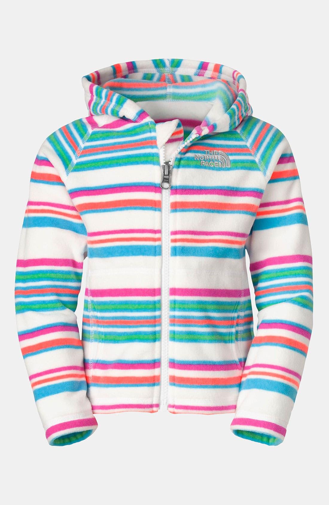 Alternate Image 1 Selected - The North Face 'Glacier' Fleece Jacket (Toddler)