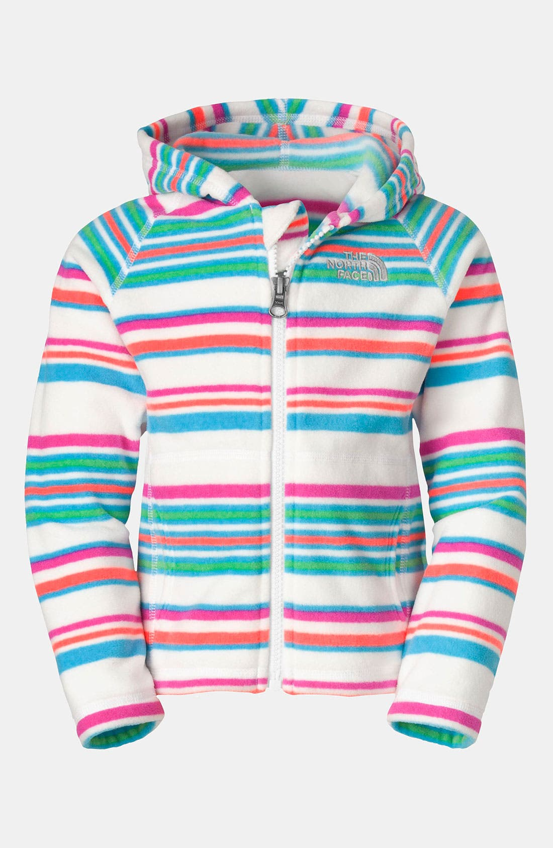 Main Image - The North Face 'Glacier' Fleece Jacket (Toddler)