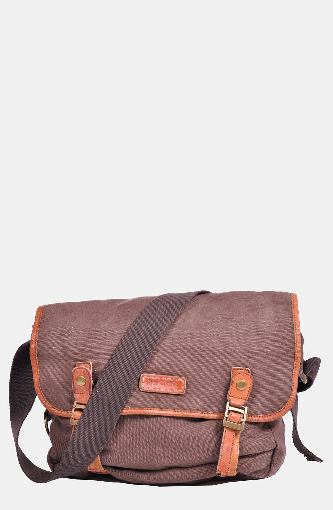 Alternate Image 1 Selected - Bed Stu 'Parker' Washed Canvas Messenger Bag
