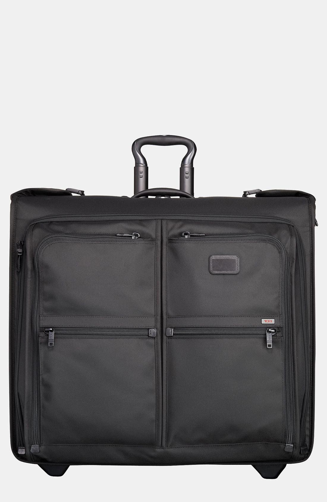 Main Image - Tumi 'Alpha - Large' Wheeled Garment Bag
