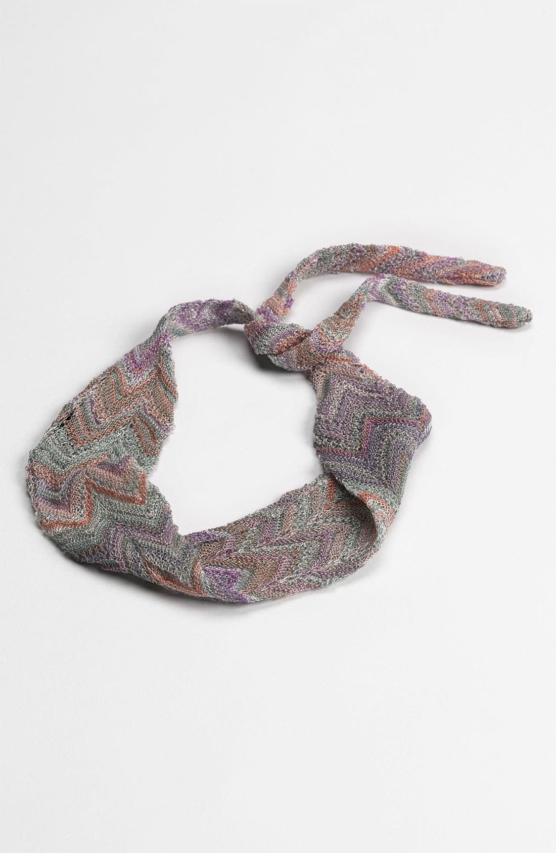 Main Image - Missoni Zigzag Head Wrap