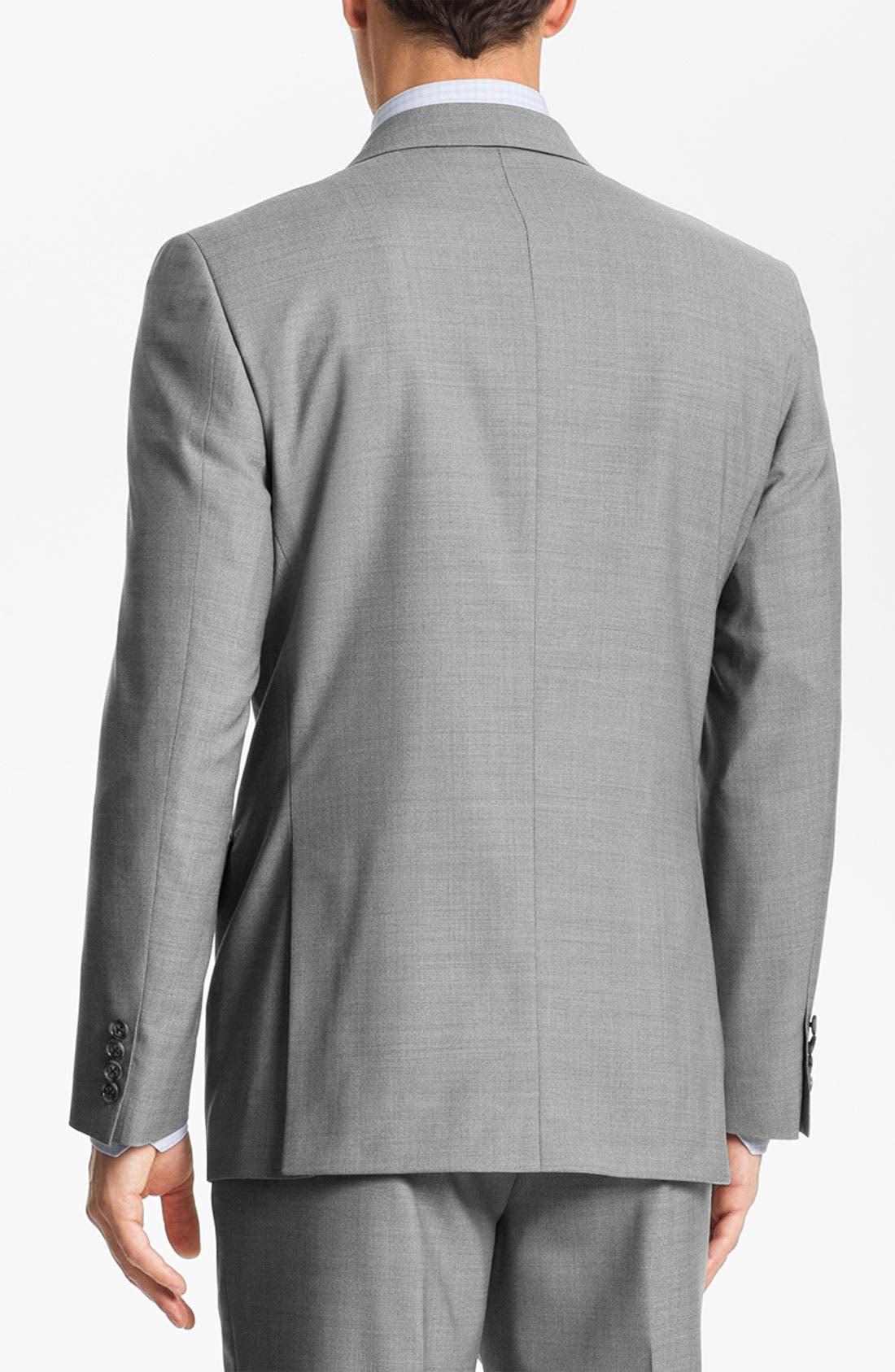 Alternate Image 6  - Joseph Abboud Wool Suit