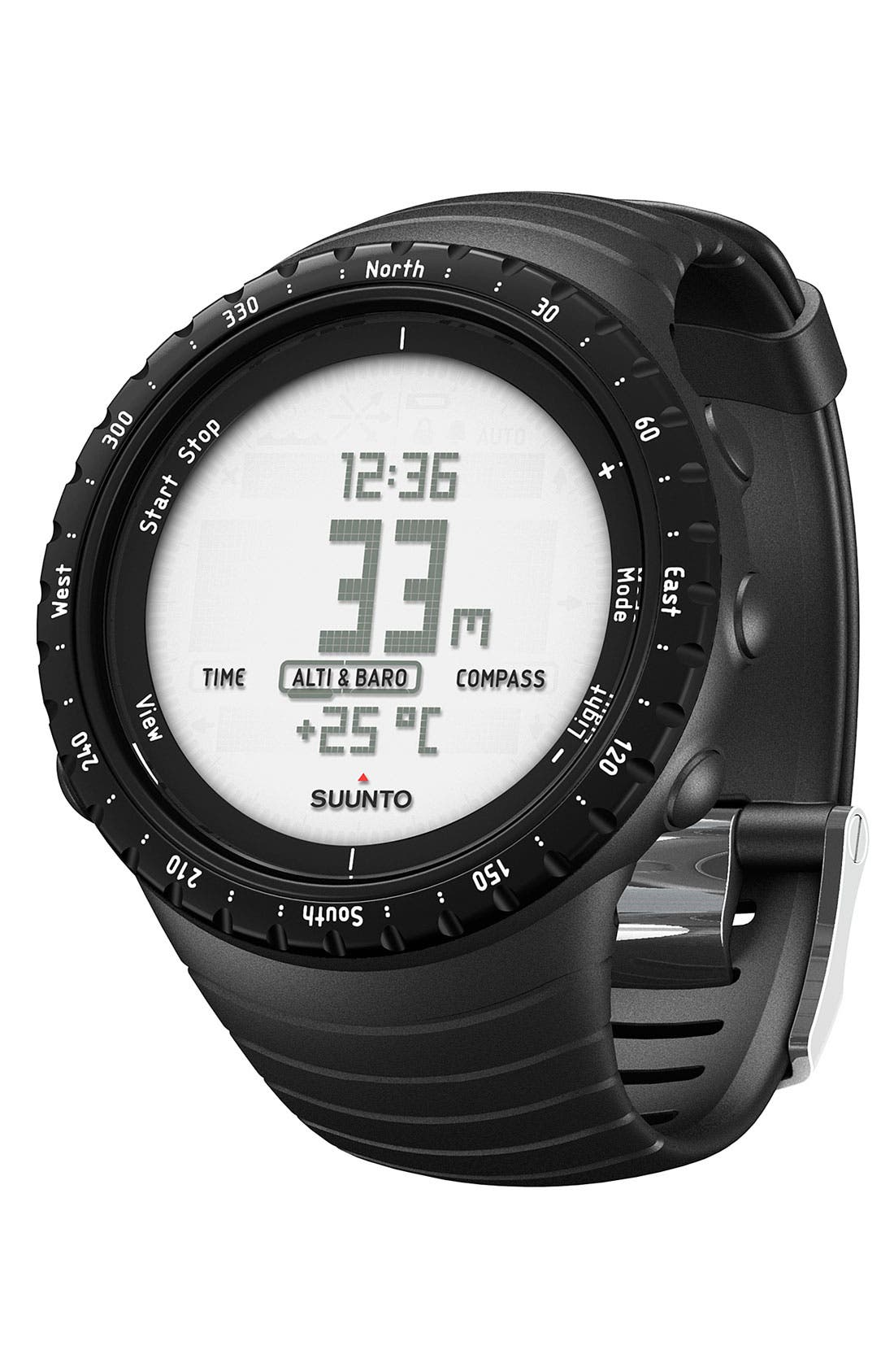 Alternate Image 2  - Suunto 'Core' Multifunction Watch, 50mm