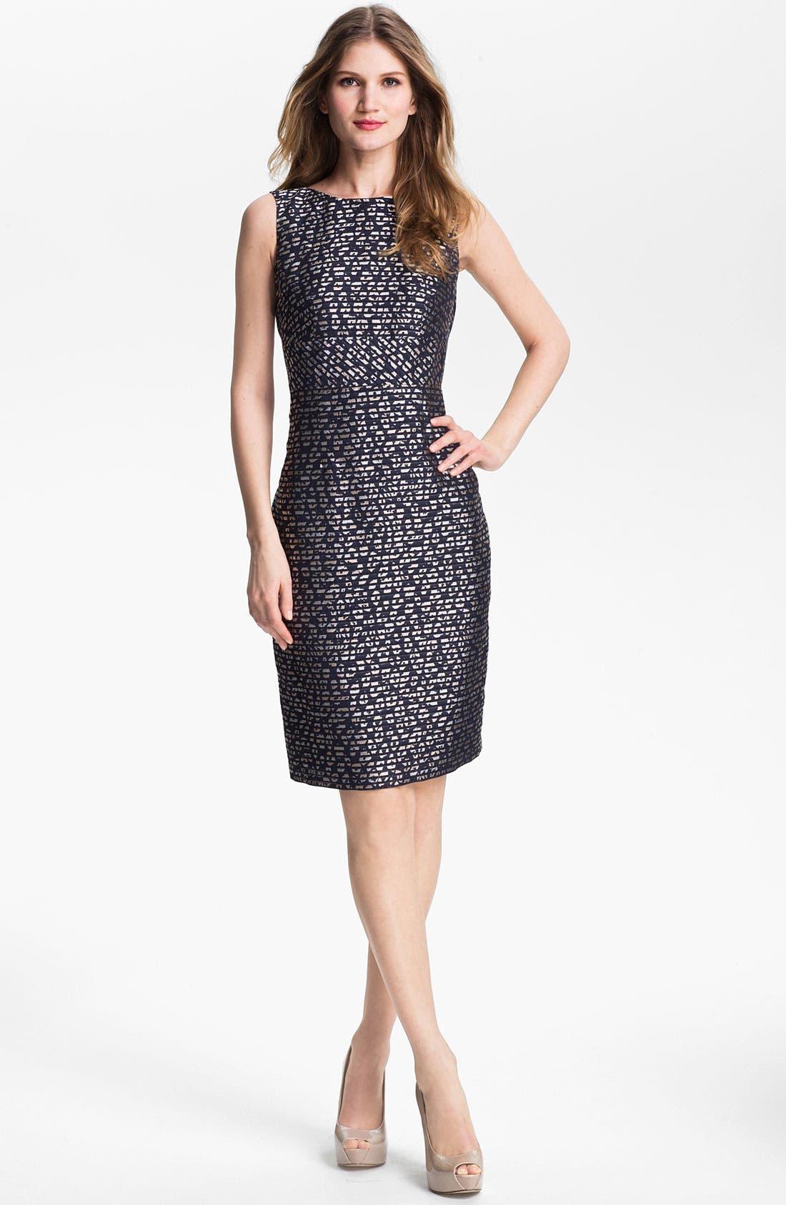 Alternate Image 1 Selected - Santorelli 'Luna 1' Dress