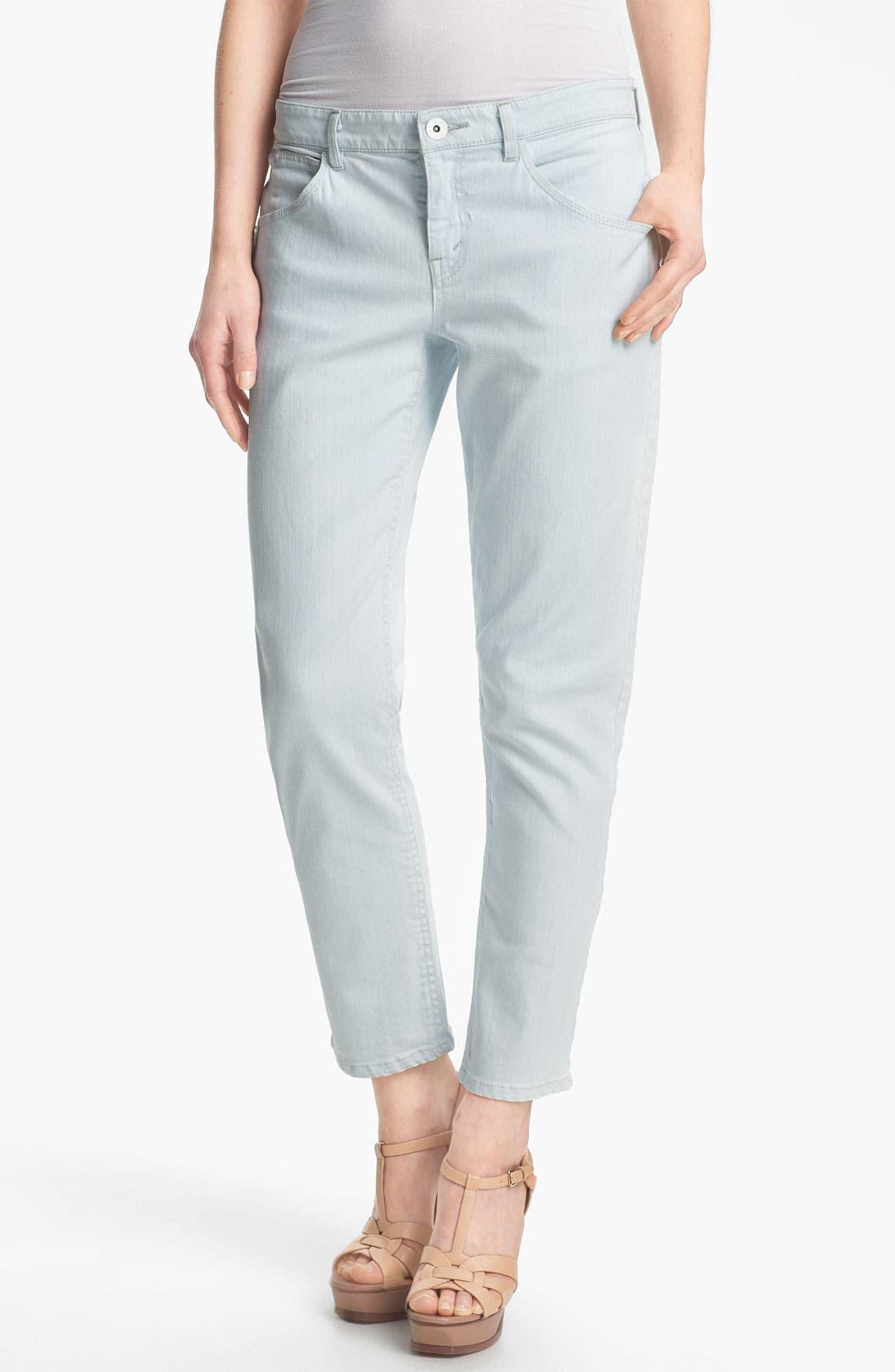 Main Image - Theyskens' Theory 'Pansu Wintage' Jeans