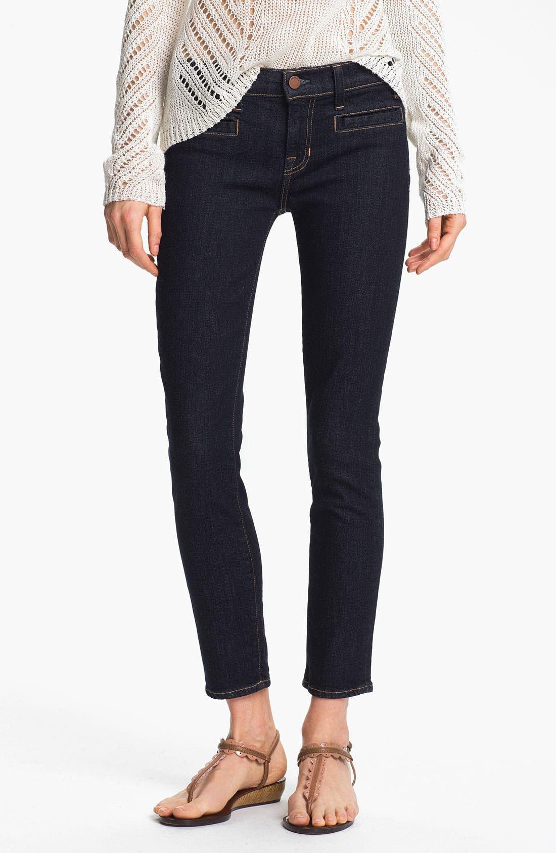 Alternate Image 3  - TEXTILE Elizabeth and James 'Tucker' Skinny Jeans
