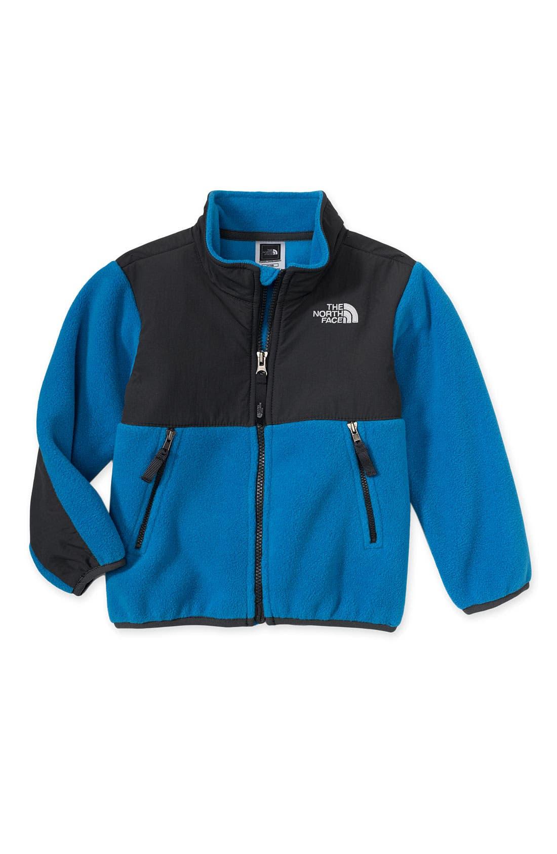 Main Image - The North Face 'Denali' Recycled Fleece Jacket (Toddler Boys)