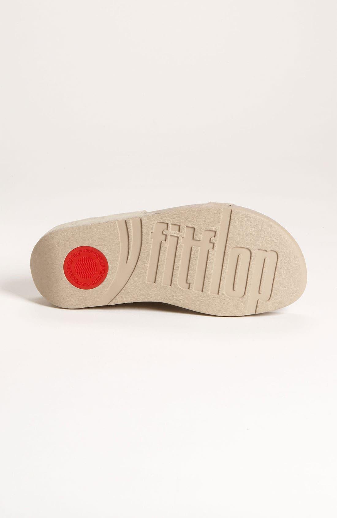Alternate Image 4  - FitFlop 'Flare™' Slide Sandal