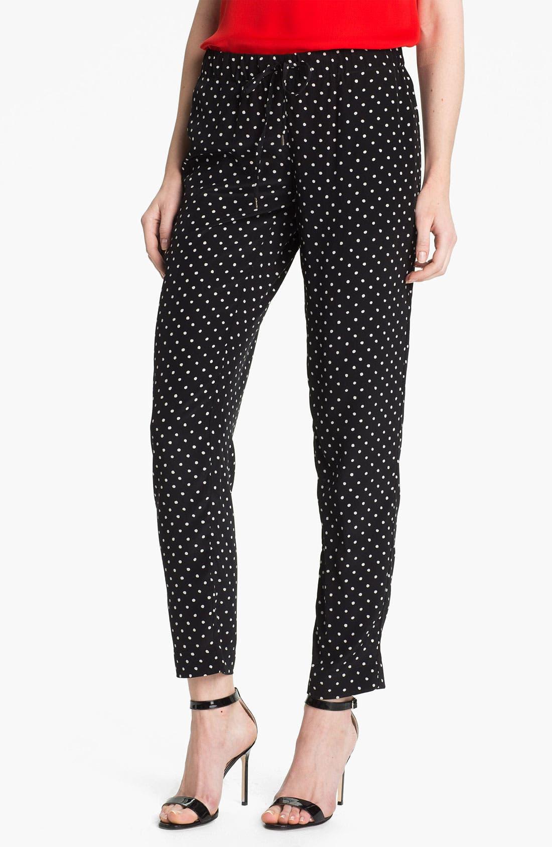 Alternate Image 1 Selected - Joie 'Kaplan' Silk Pants