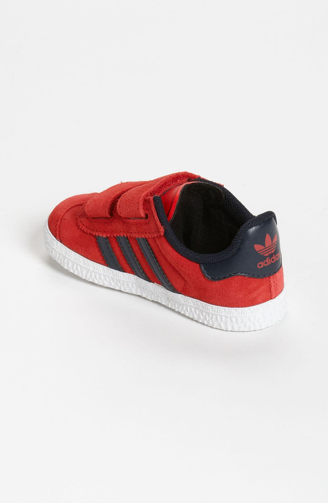 Alternate Image 2  - adidas 'Gazelle' Sneaker (Baby, Walker & Toddler)