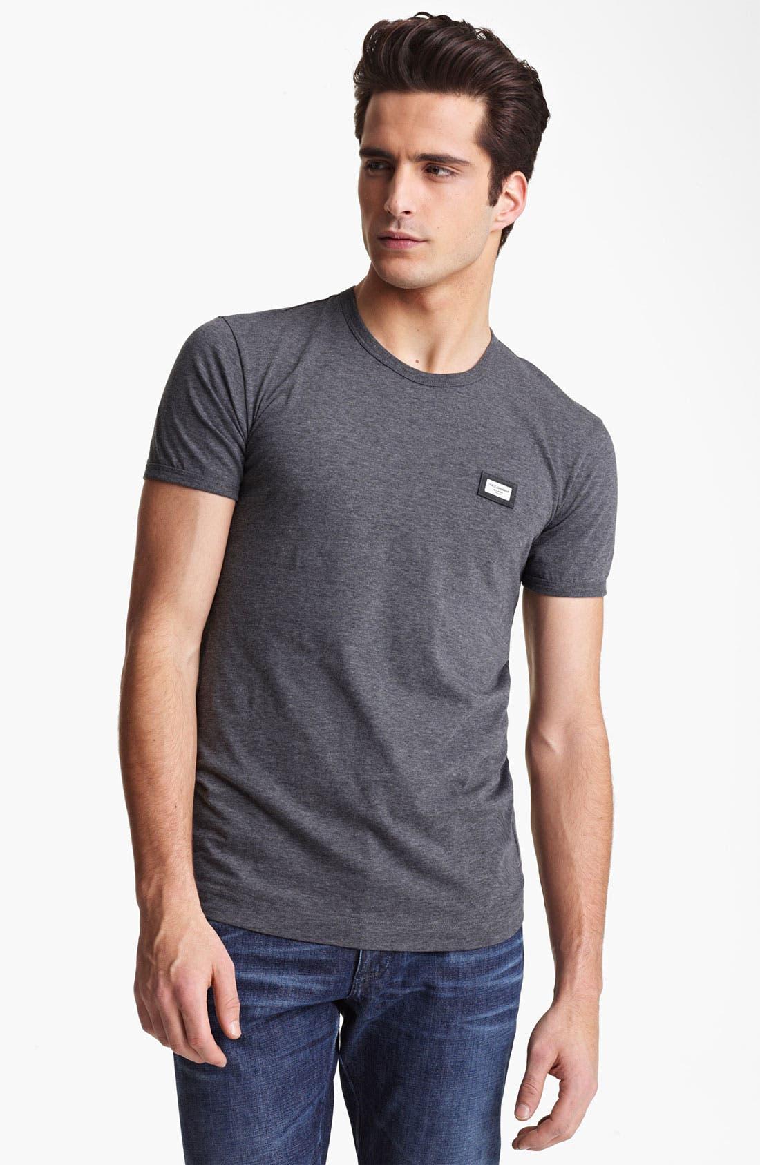 Main Image - Dolce&Gabbana Crewneck T-Shirt