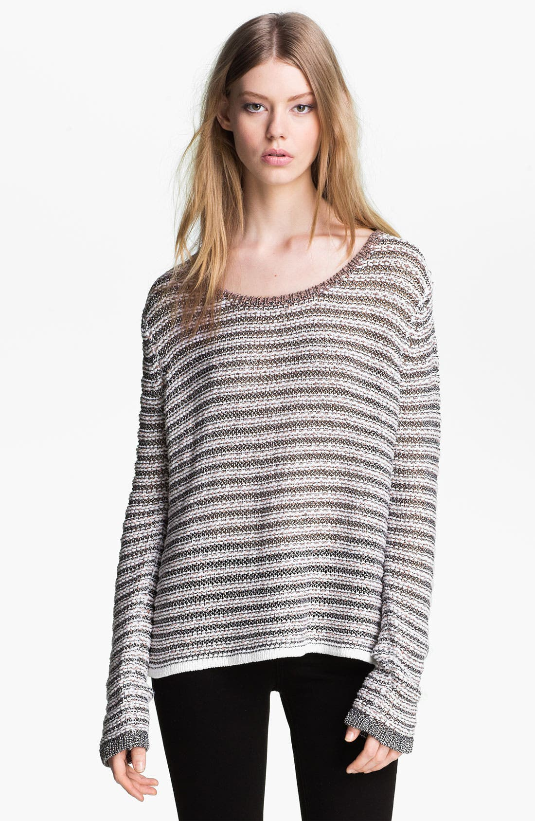 Alternate Image 2  - rag & bone 'Astrid' Pullover