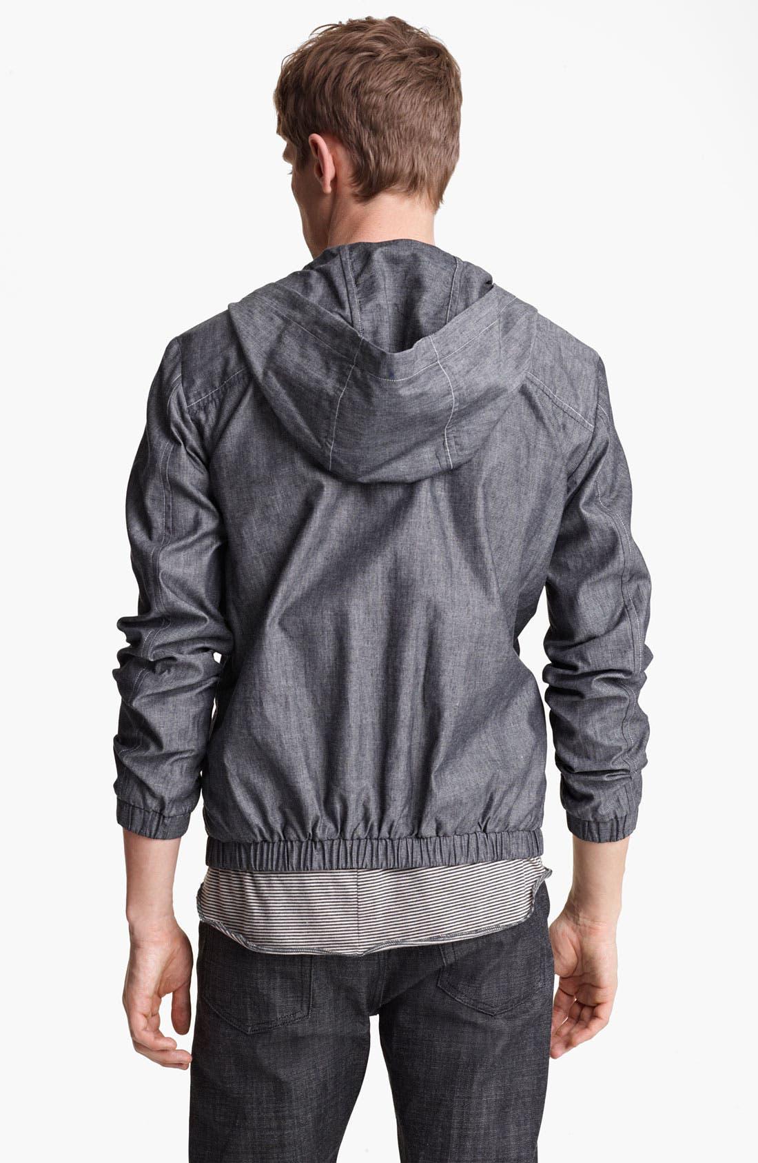 Alternate Image 2  - Field Scout Hooded Summer Jacket