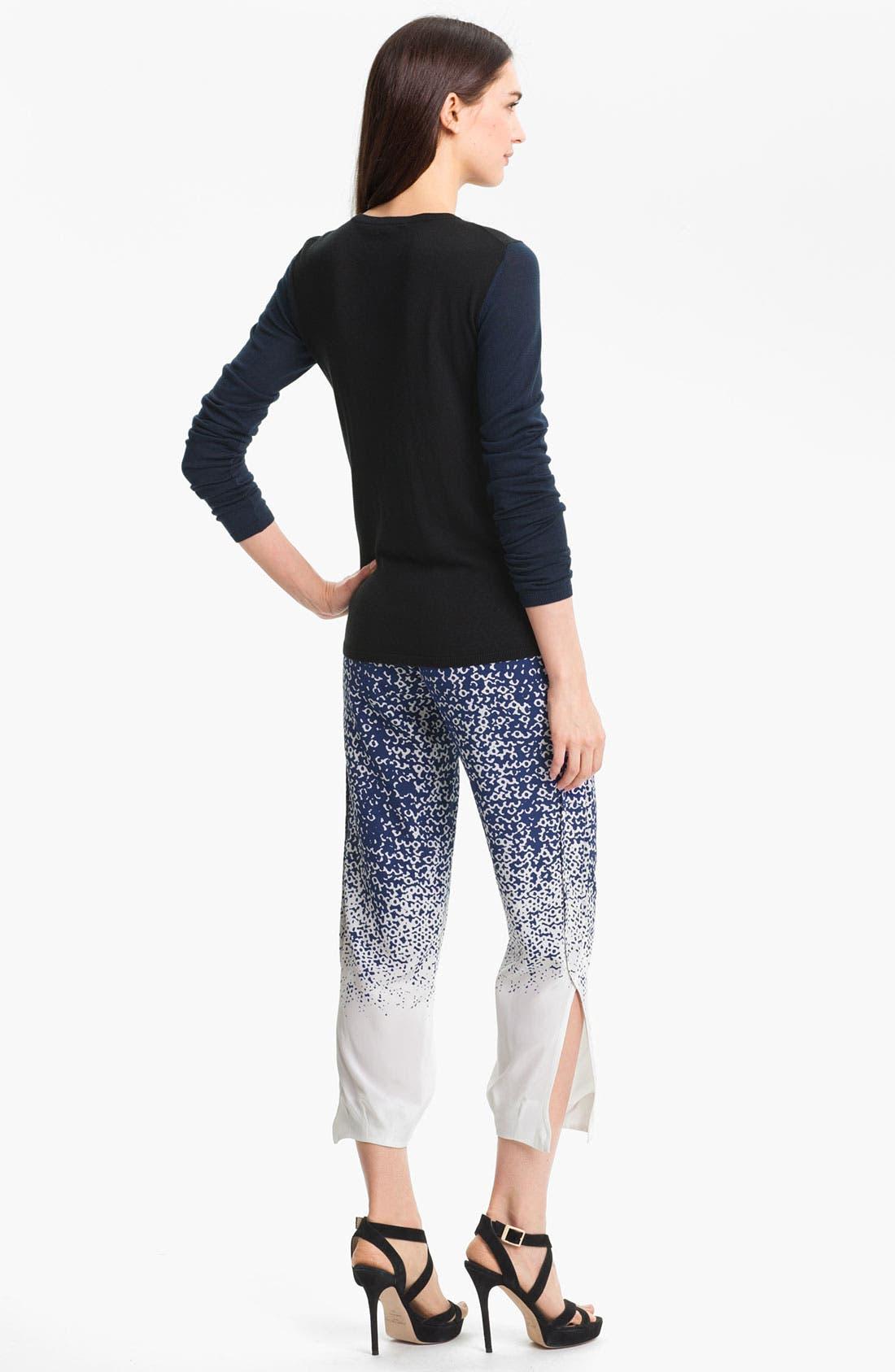 Alternate Image 5  - Diane von Furstenberg 'Alex' Silk & Cashmere Sweater