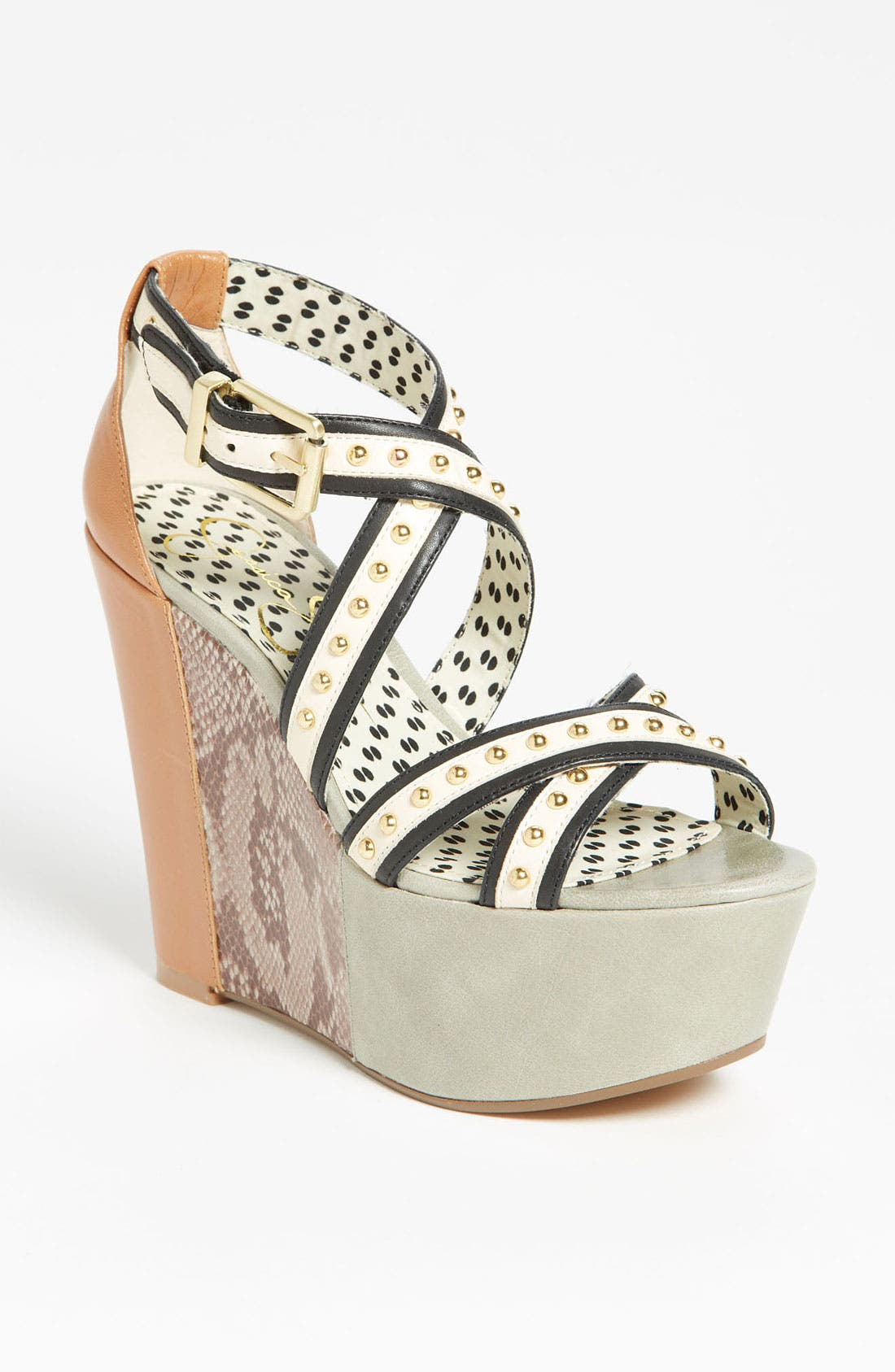 Alternate Image 1 Selected - Jessica Simpson 'Georg' Sandal