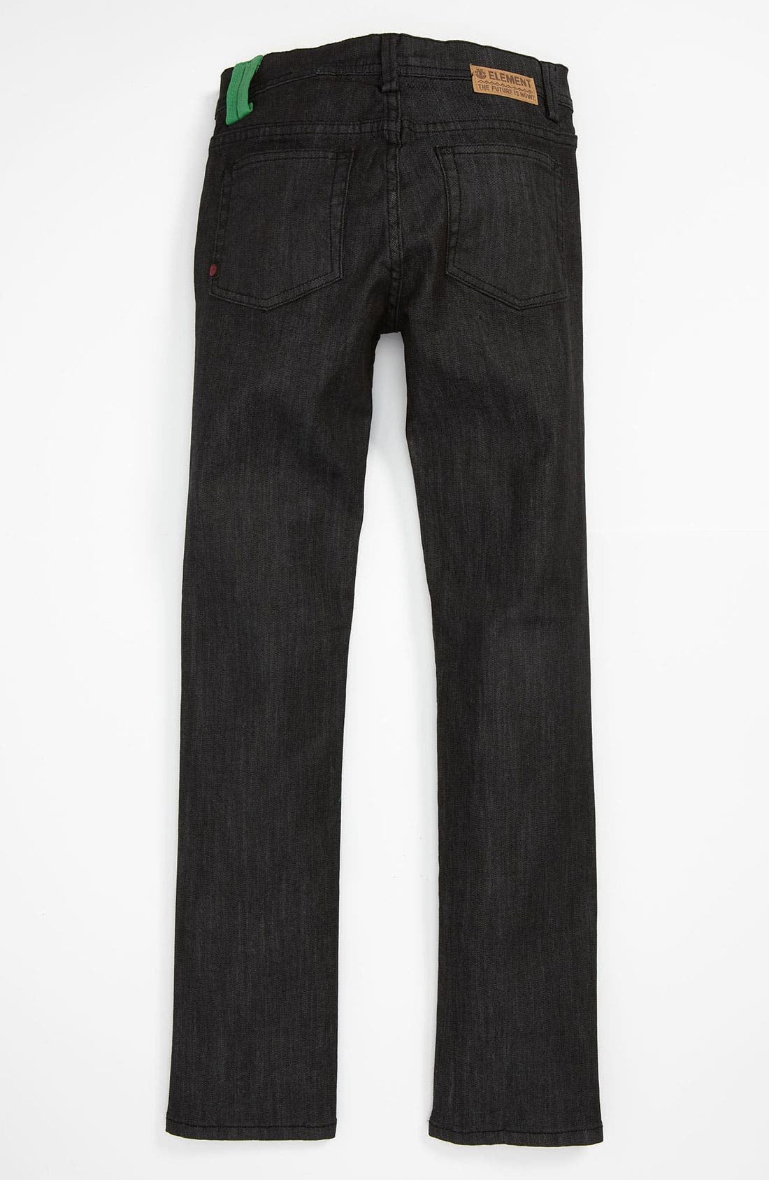 Alternate Image 1 Selected - Element 'Smith' Skinny Jeans (Big Boys)
