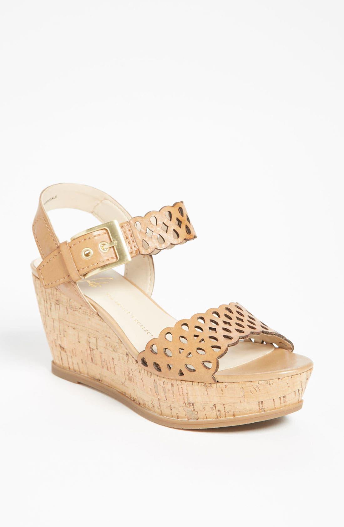Alternate Image 1 Selected - Franco Sarto 'Fern' Sandal