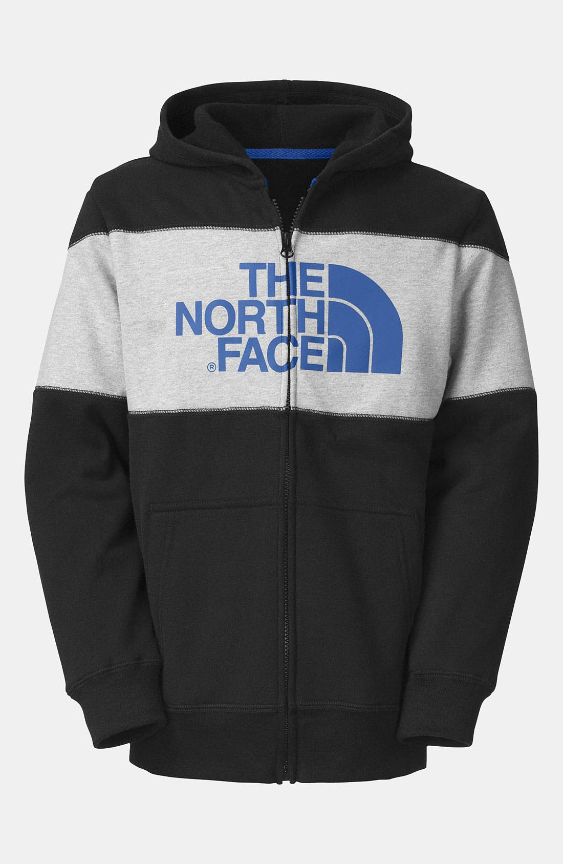 Alternate Image 1 Selected - The North Face 'Barker' Hoodie (Little Boys & Big Boys)