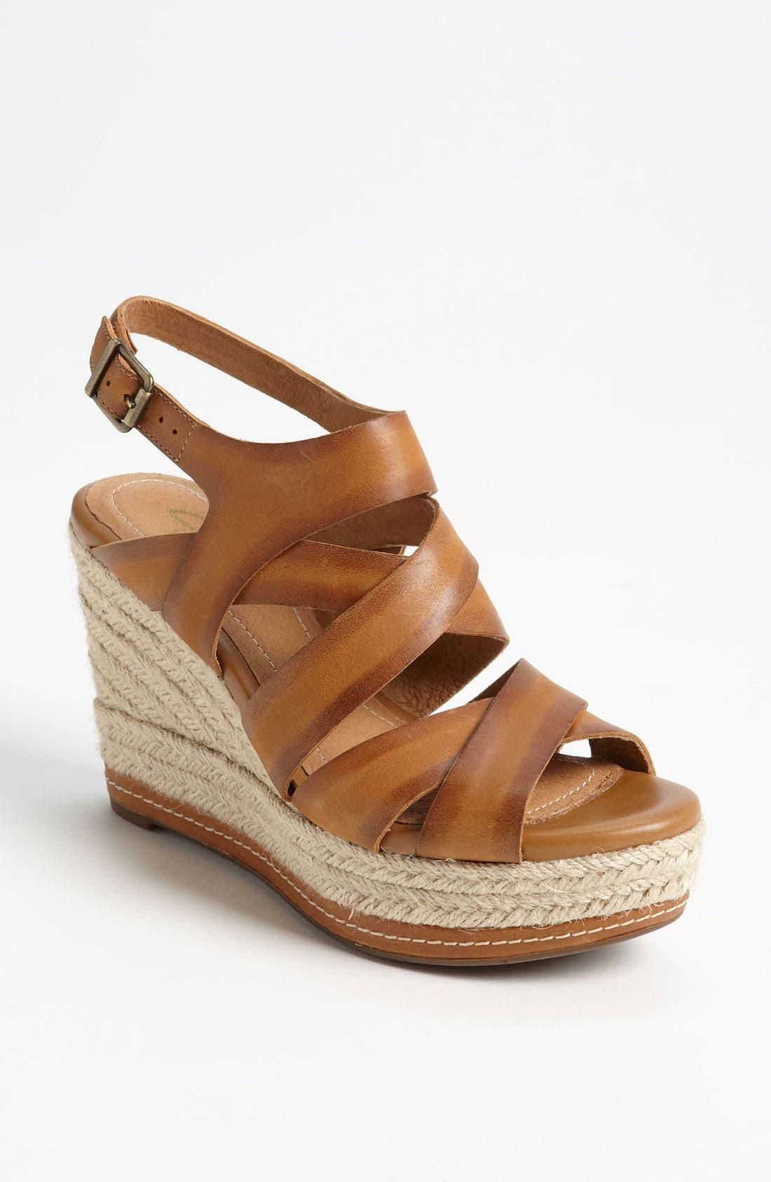 Alternate Image 1 Selected - Clarks® 'Amelia Drift' Sandal (Online Only)