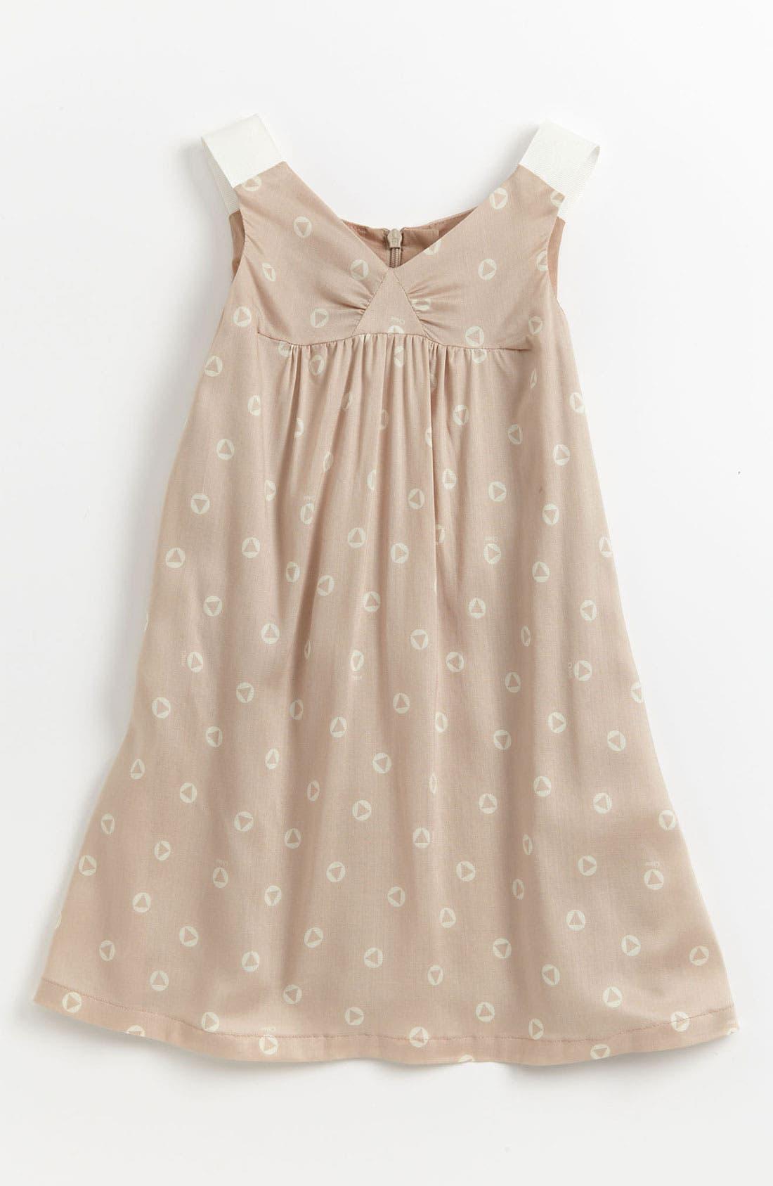 Alternate Image 1 Selected - Chloé Woven Dress (Toddler, Little Girls & Big Girls)