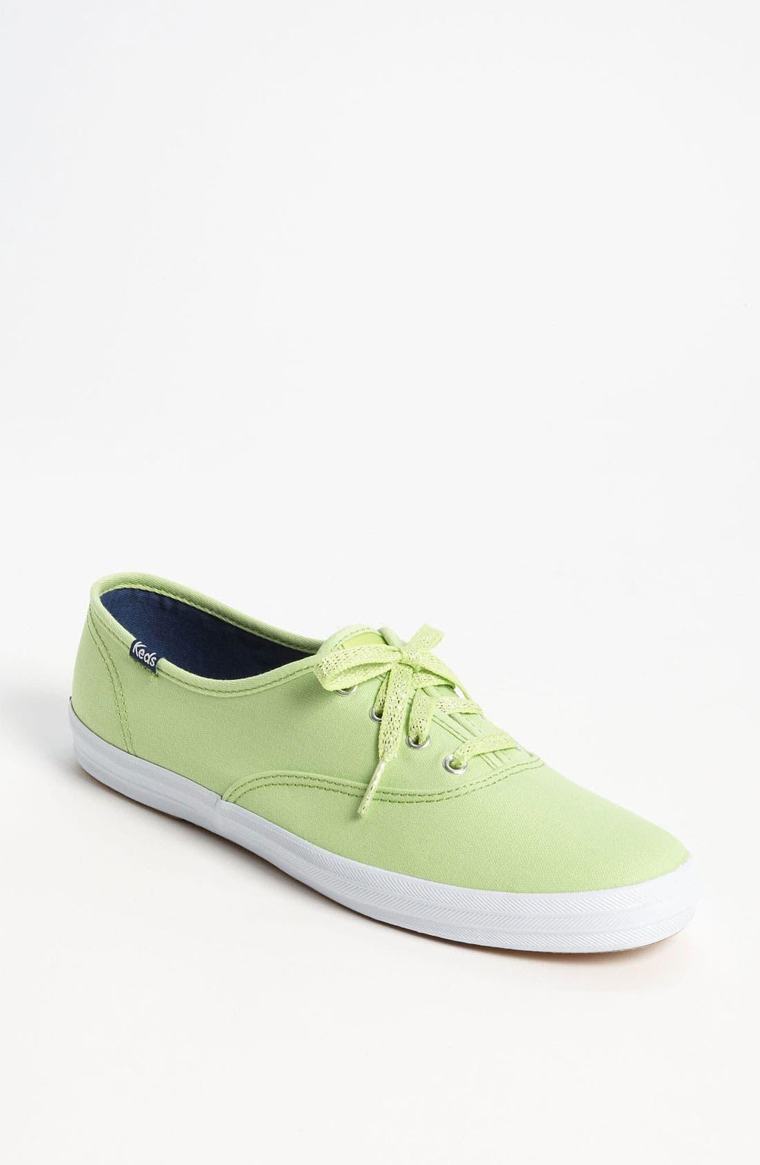 Main Image - Keds® 'Champion - Bright' Sneaker (Women)