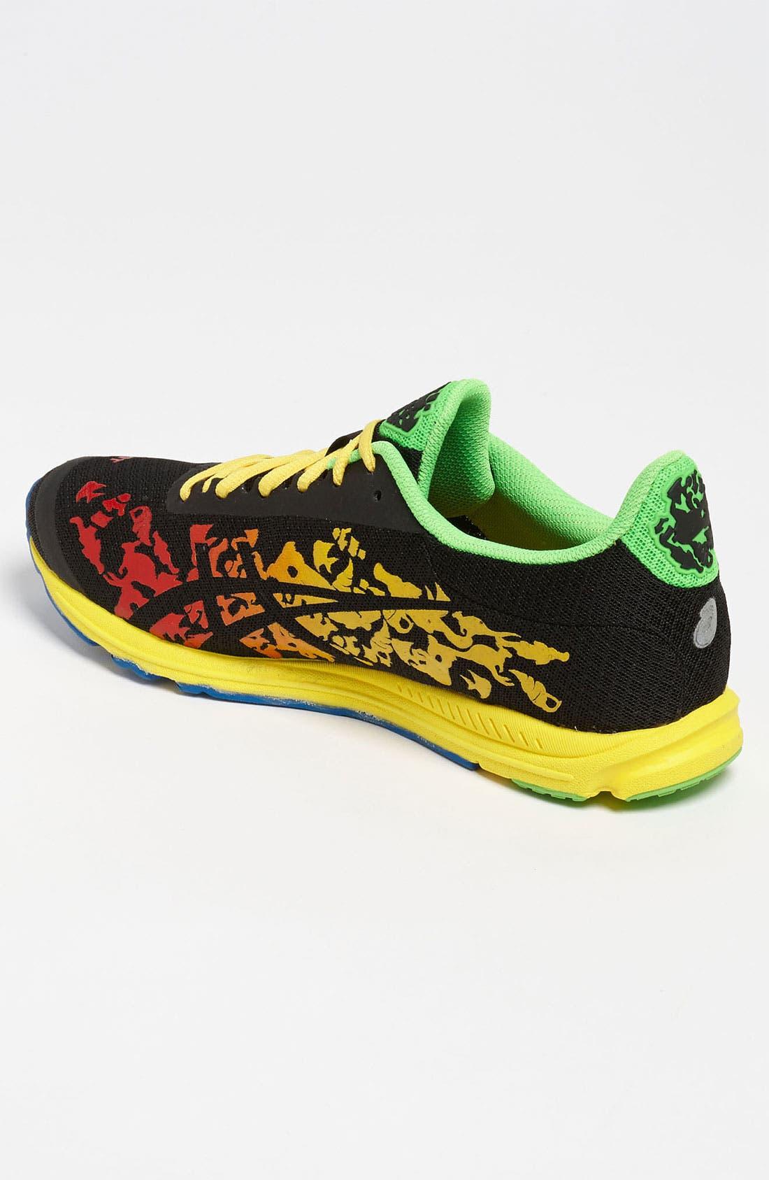 Alternate Image 2  - ASICS® 'GEL-NoosaFast' Running Shoe (Men)